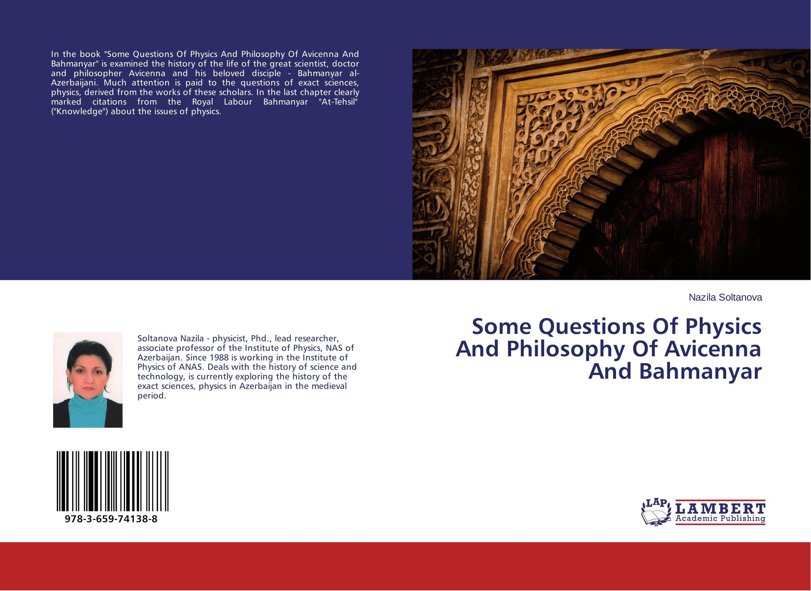 Some Questions Of Physics And Philosophy Of Avicenna And Bahmanyar companion encyclopedia of the history and philosophy of the mathematical sciences v 1