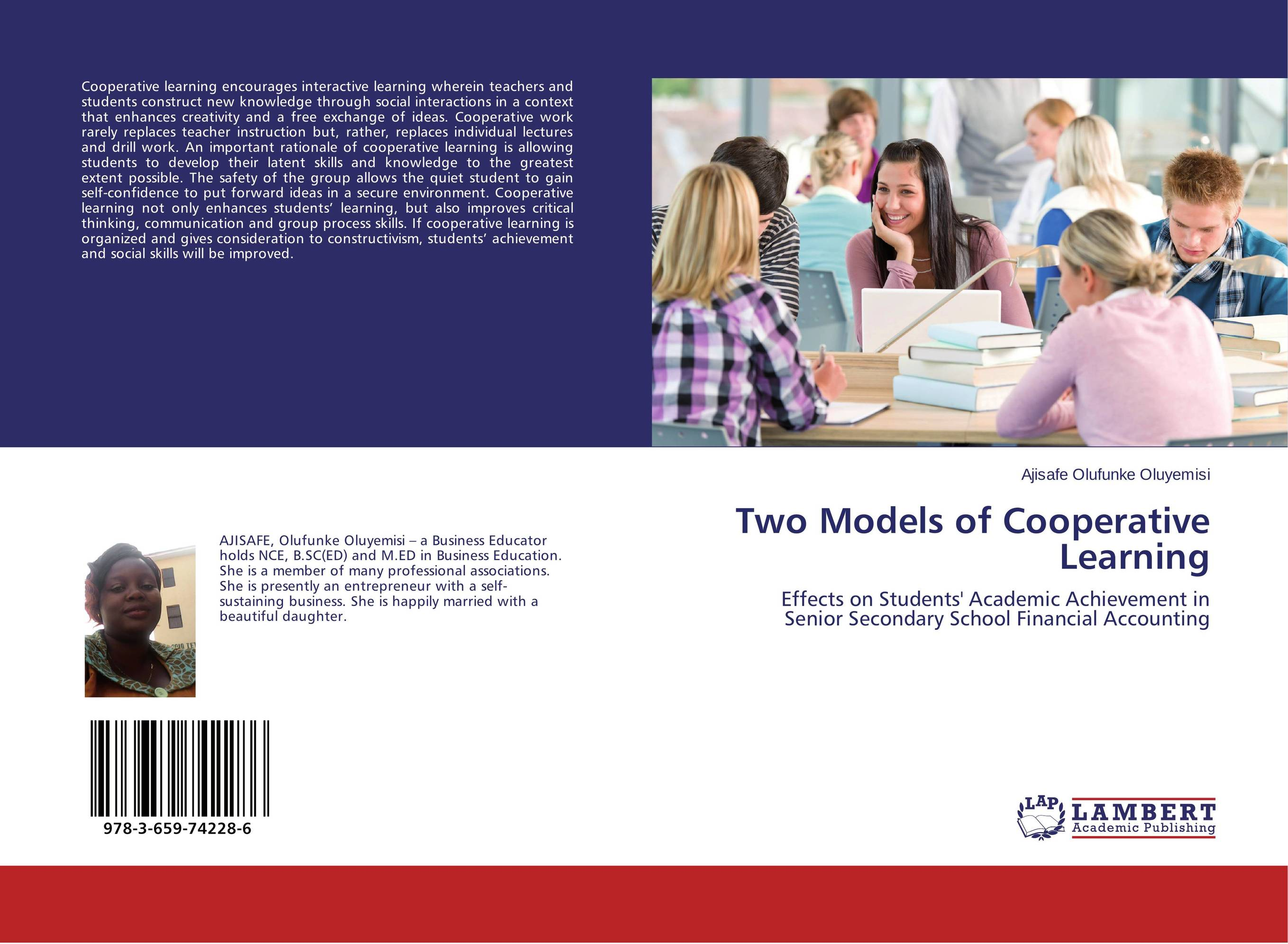 Two Models of Cooperative Learning seyed mohammad hassan hosseini cooperative learning methods 1 research and innovation