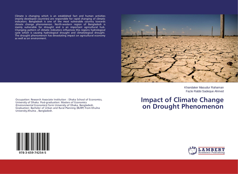 Impact of Climate Change on Drought Phenomenon demelash wondimagegnehu goshime and kassa tadele mengistu climate change impact on reservoir operation