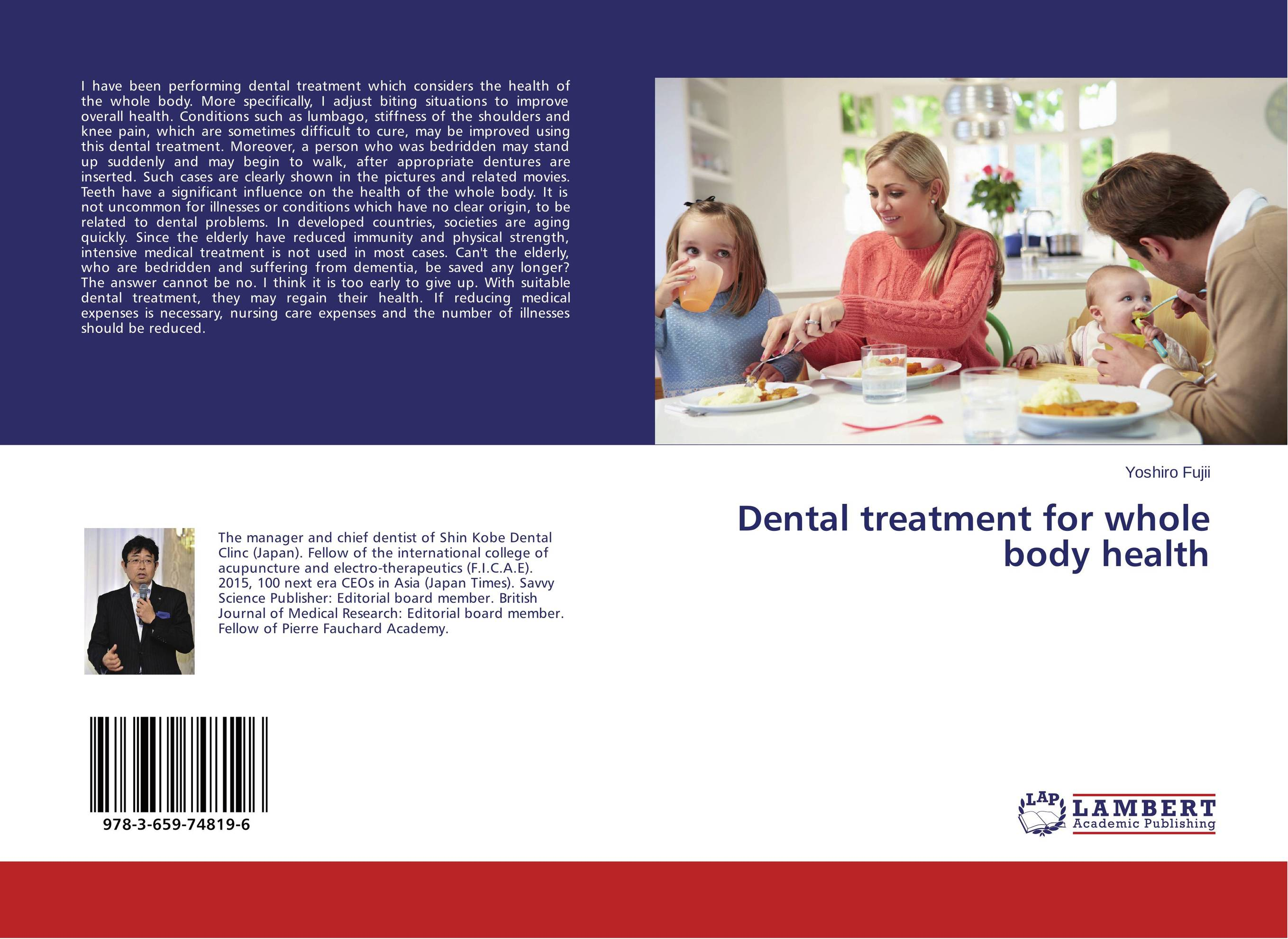 Dental treatment for whole body health