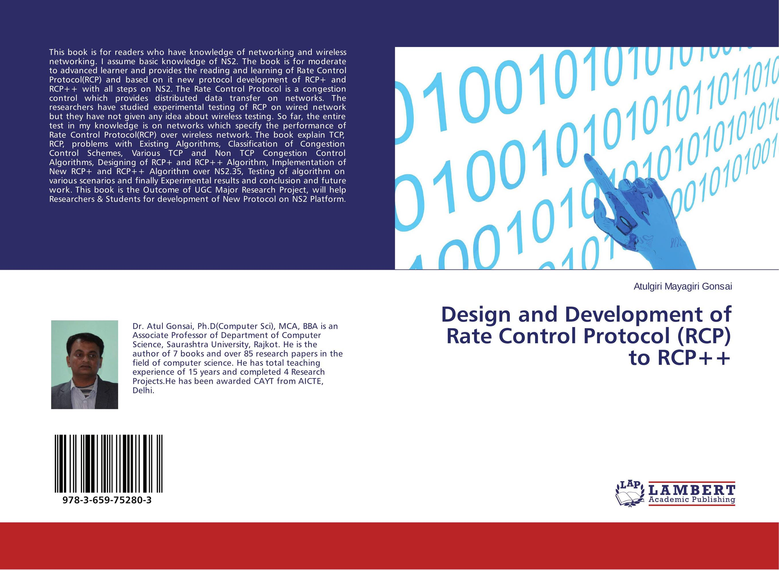 Design and Development of Rate Control Protocol (RCP) to RCP++