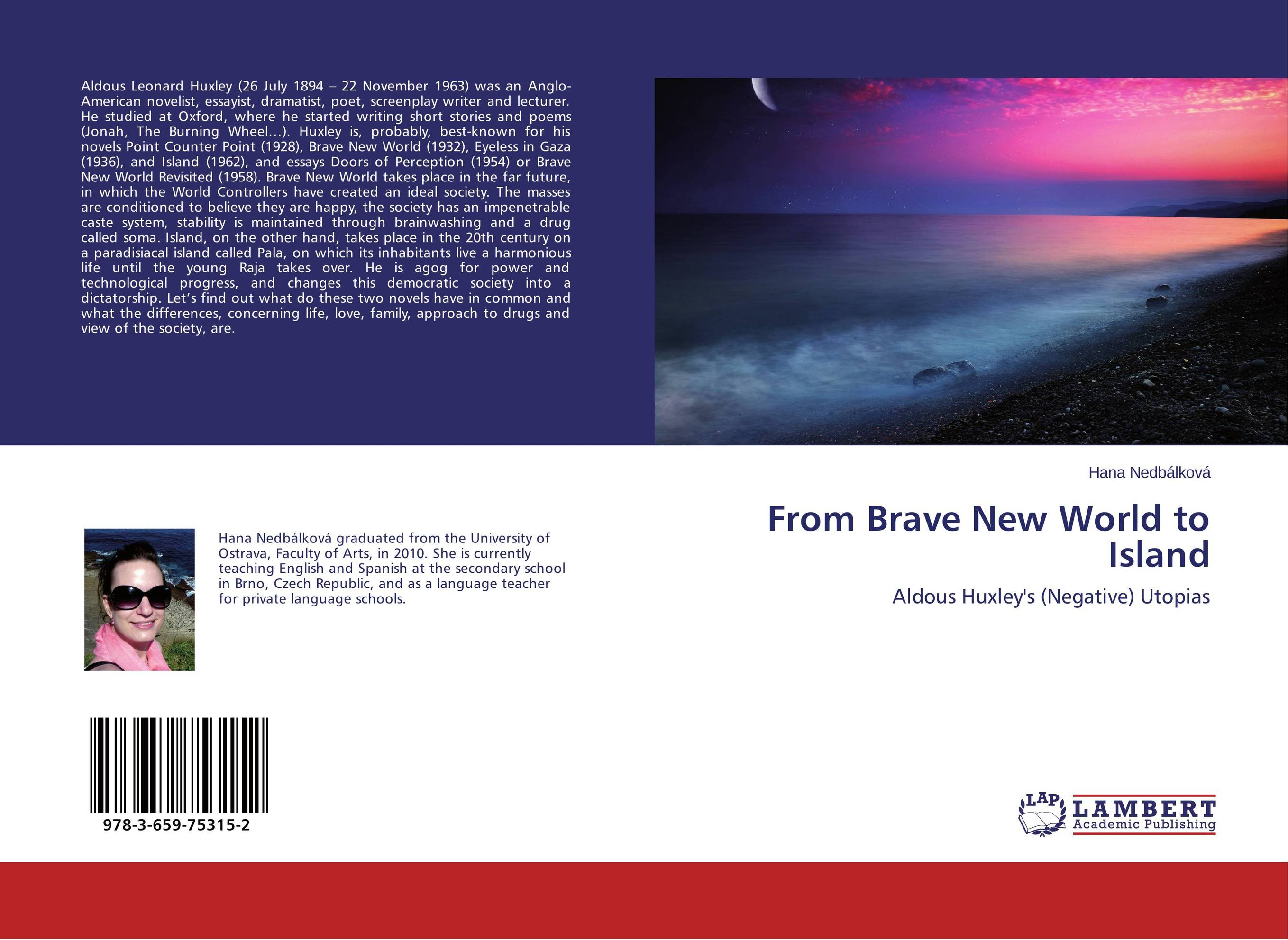 From Brave New World to Island earth 2 society vol 3 a whole new world