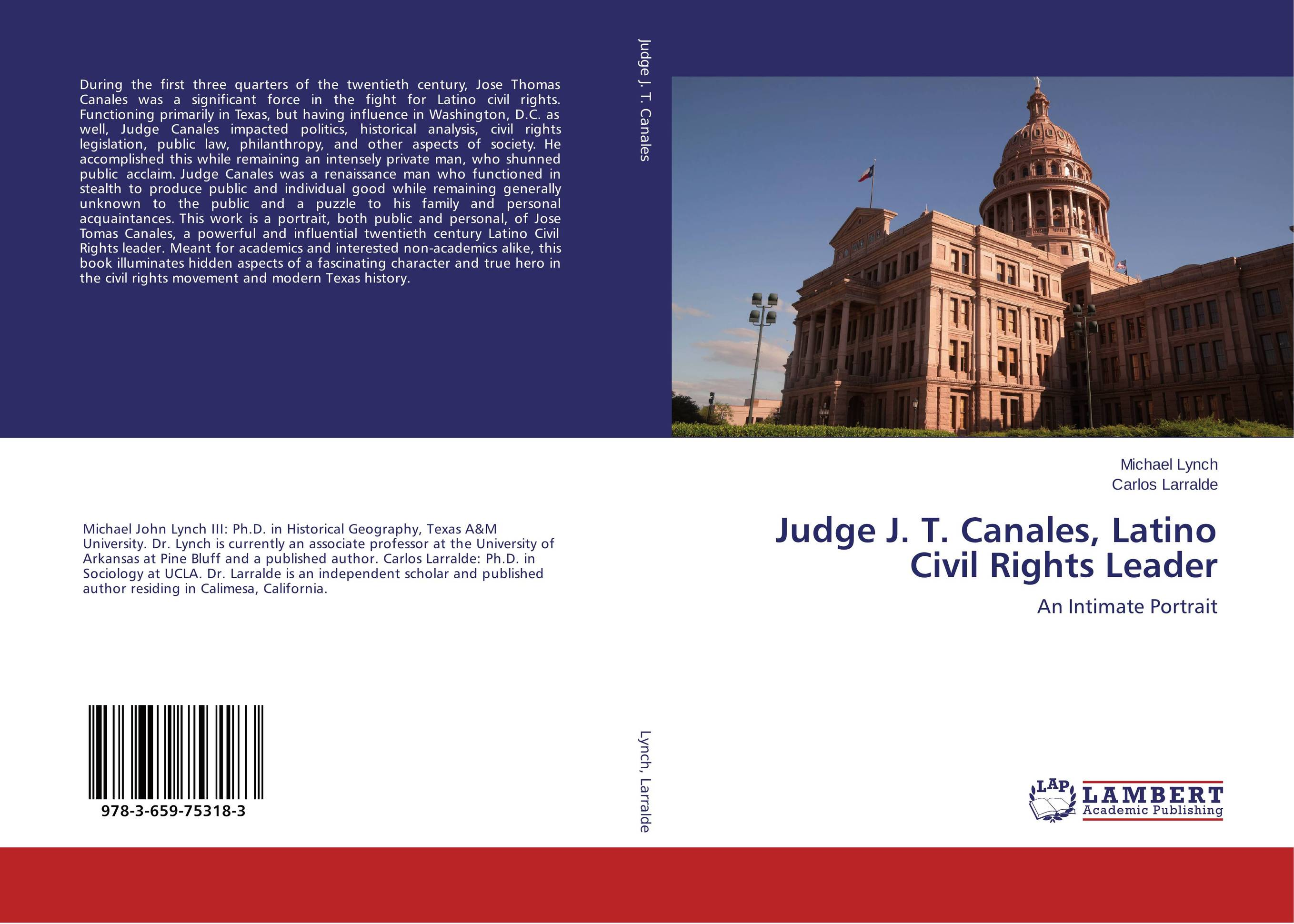 Judge J. T. Canales, Latino Civil Rights Leader daily demonstrators – the civil rights movement in mennonite homes and sanctuaries