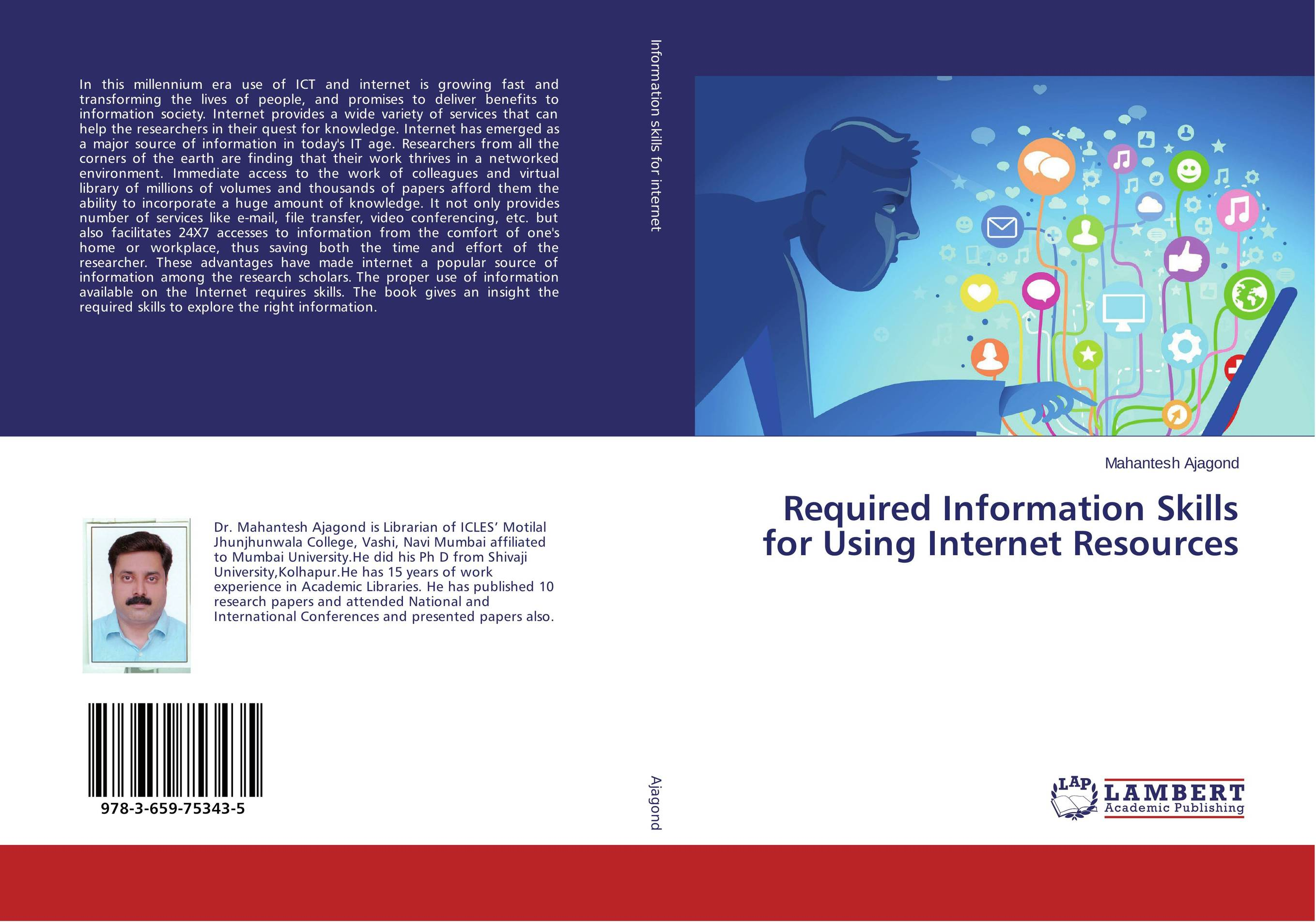Required Information Skills for Using Internet Resources