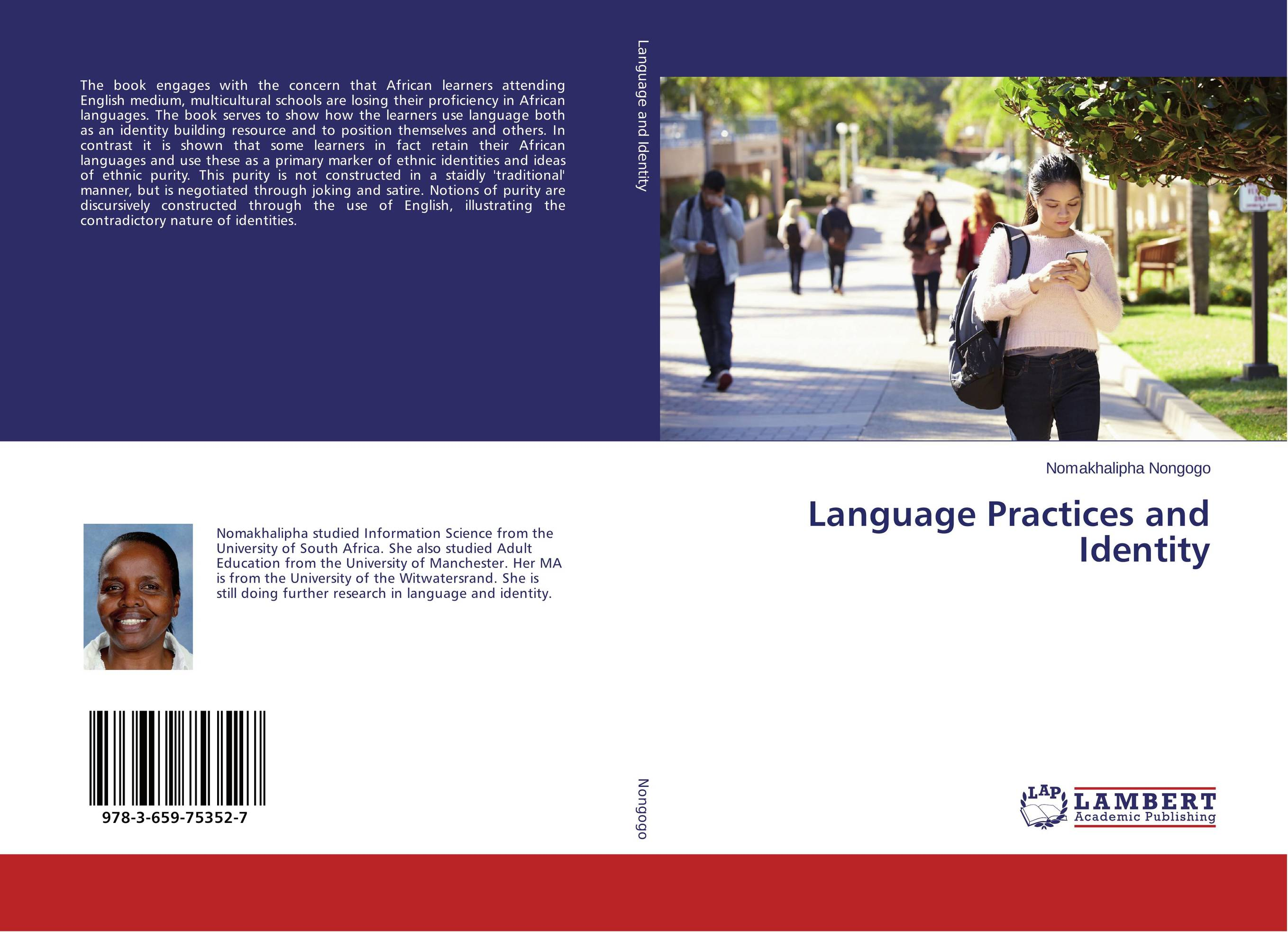 Language Practices and Identity english vocabulary in use advanced