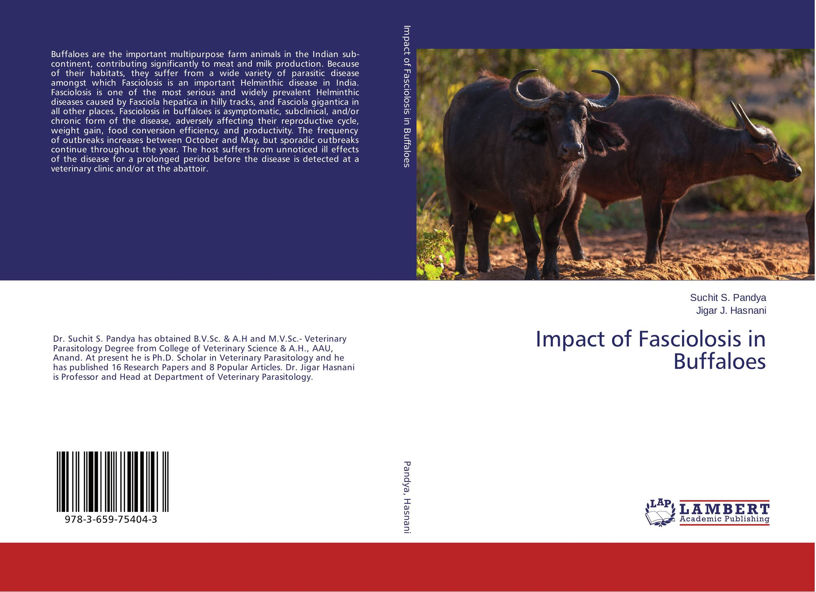 Impact of Fasciolosis in Buffaloes transition period in cows nutrition metabolism and metabolic disease