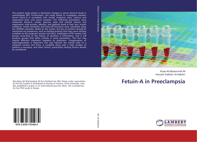 Fetuin-A in Preeclampsia vitamin d effect on calcium homeostasis in preeclampsia