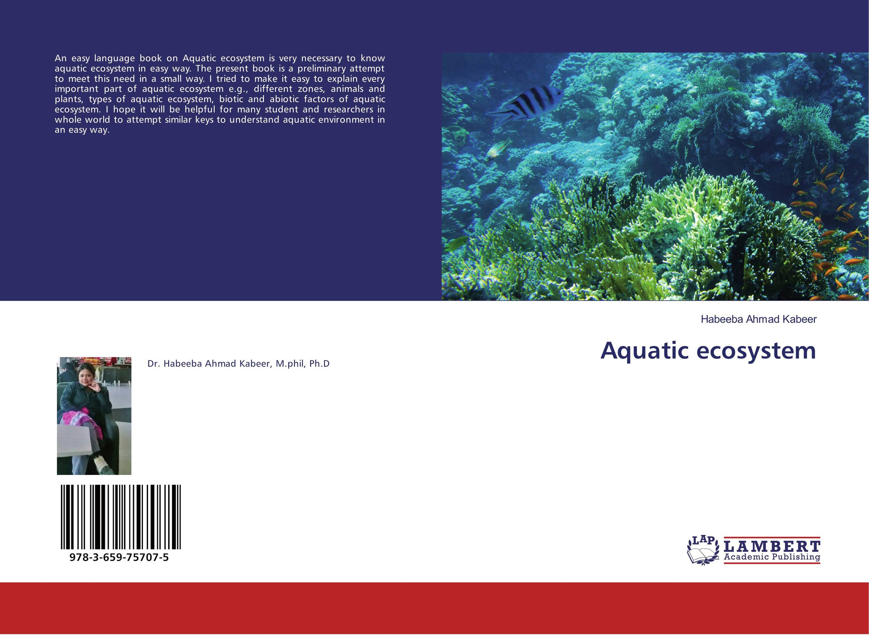 Aquatic ecosystem robert mason p trace metals in aquatic systems