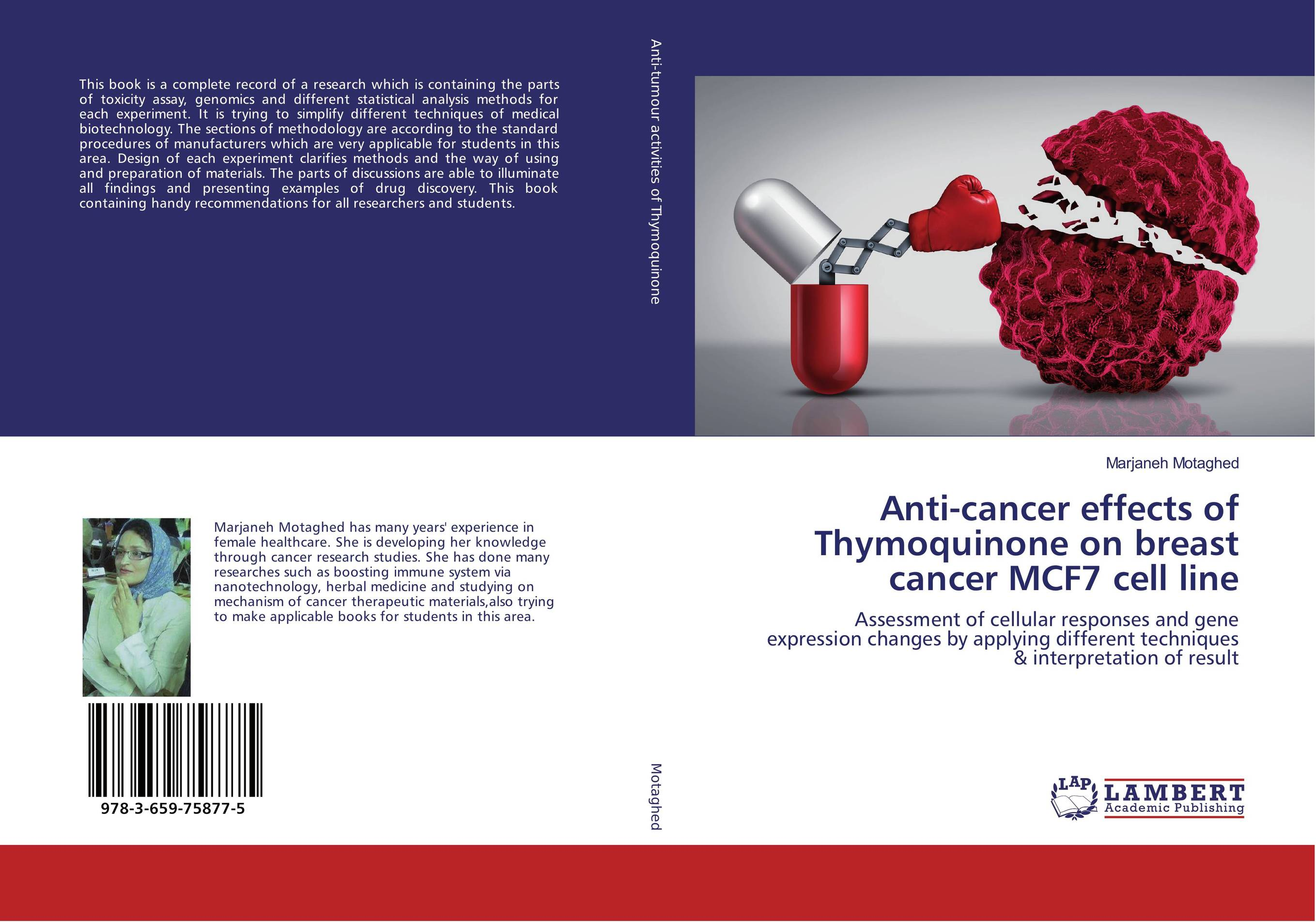 Anti-cancer effects of Thymoquinone on breast cancer MCF7 cell line choices in breast cancer treatment – medical specialists and cancer survivors tell you what you need to know