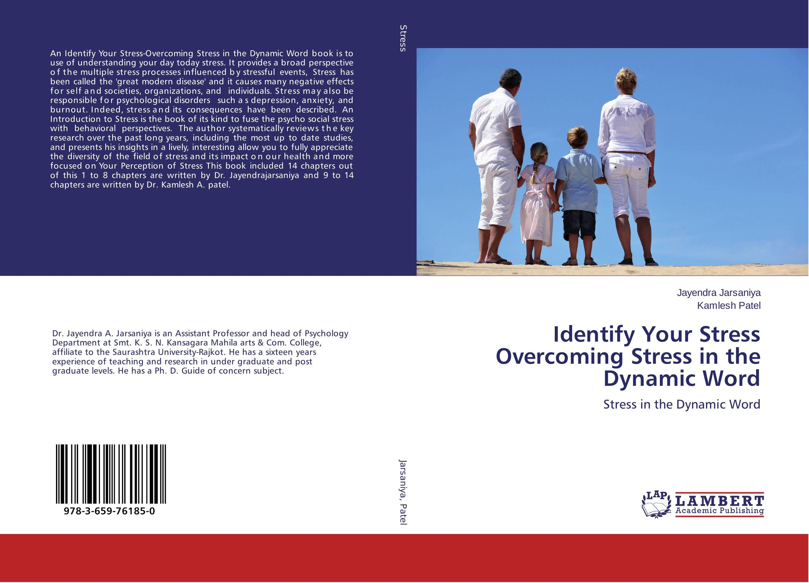 Identify Your Stress Overcoming Stress in the Dynamic Word