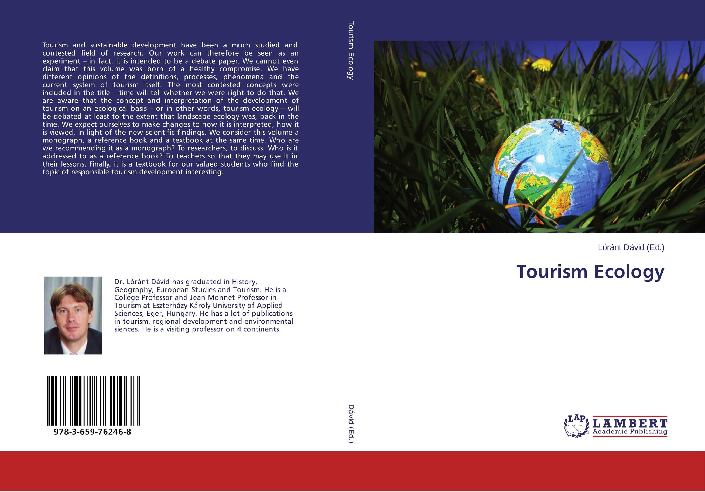 Tourism Ecology