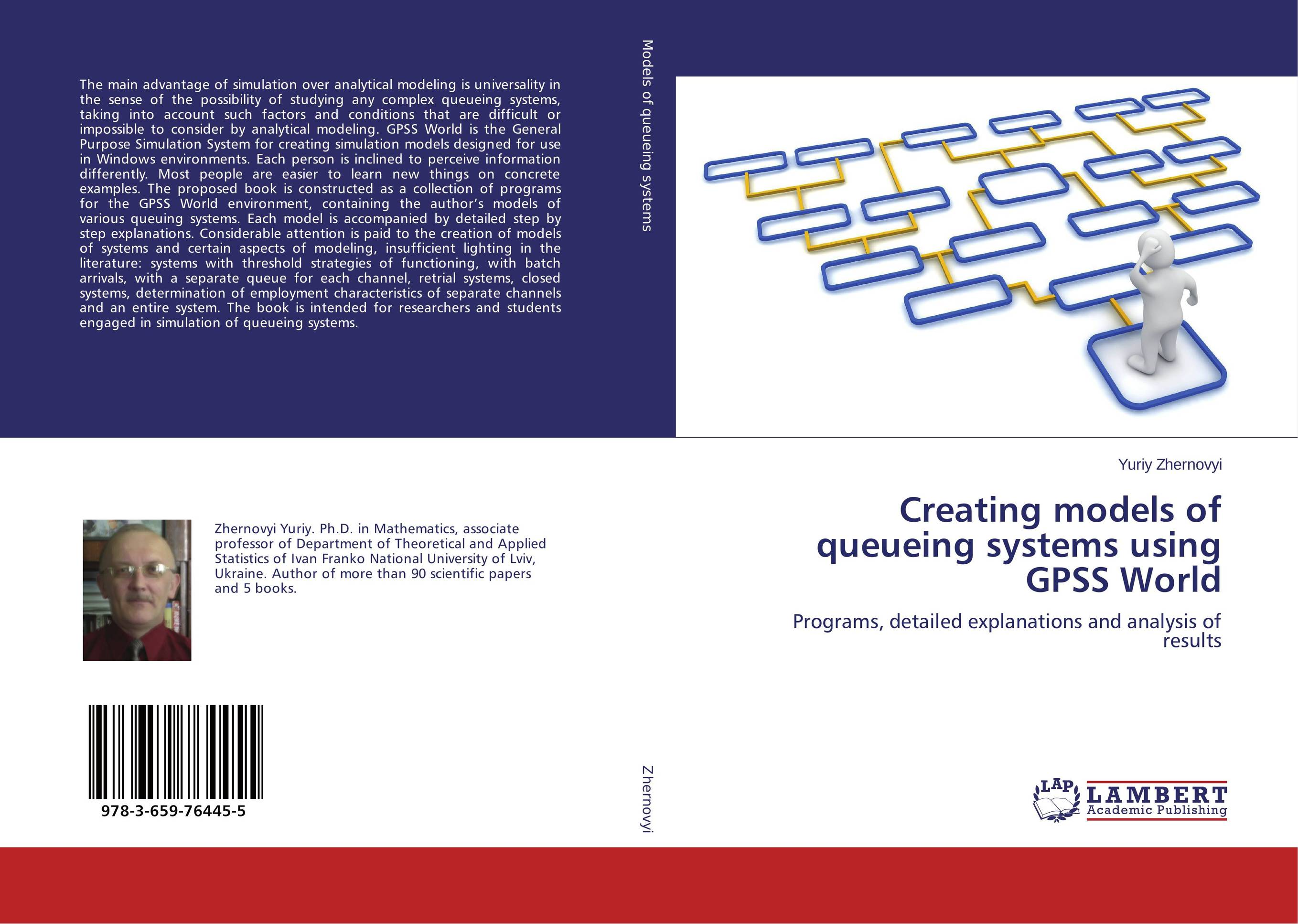 Creating models of queueing systems using GPSS World thomas j schriber an introduction to simulation using gpss h