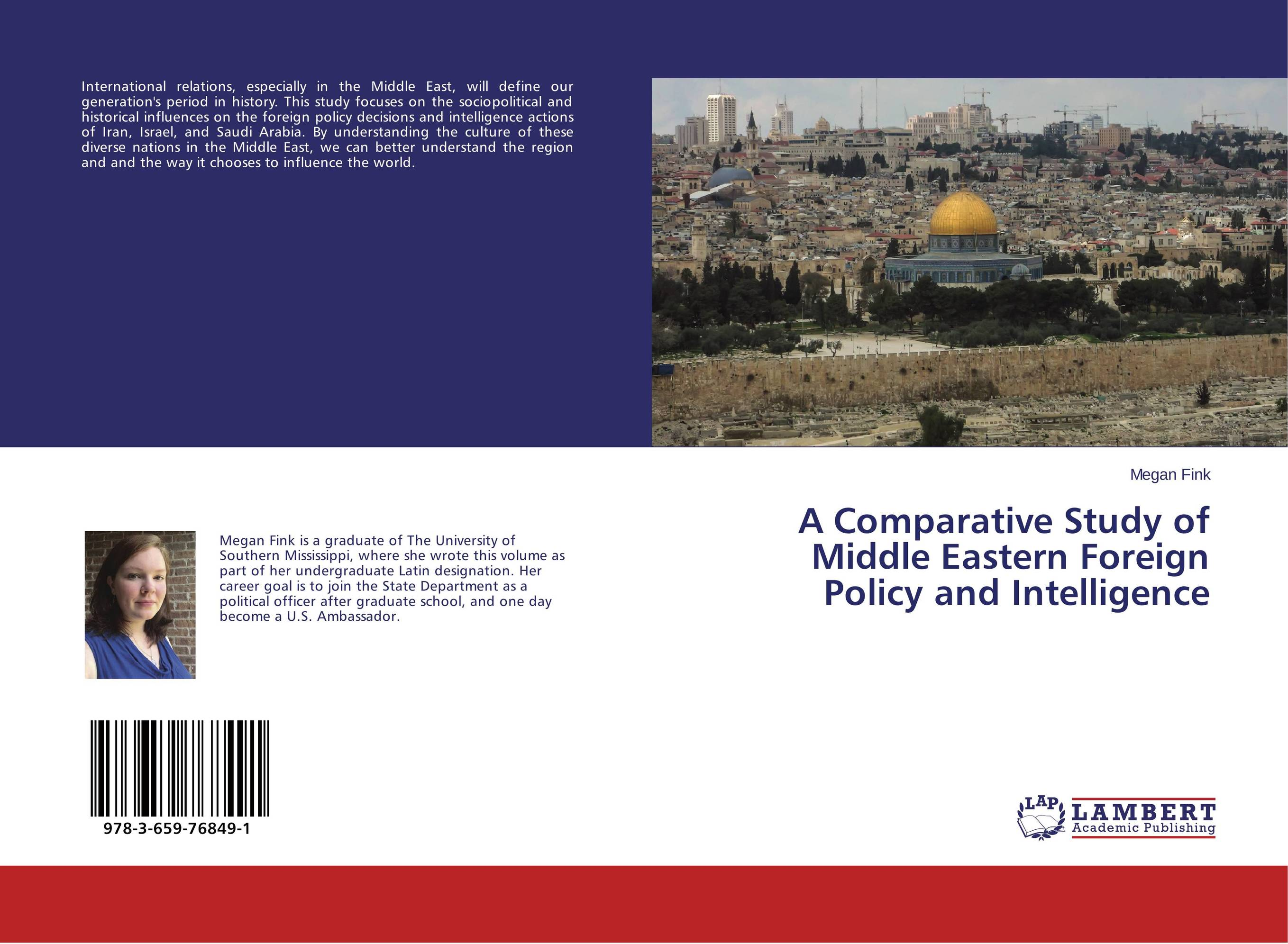 A Comparative Study of Middle Eastern Foreign Policy and Intelligence a study of the religio political thought of abdurrahman wahid
