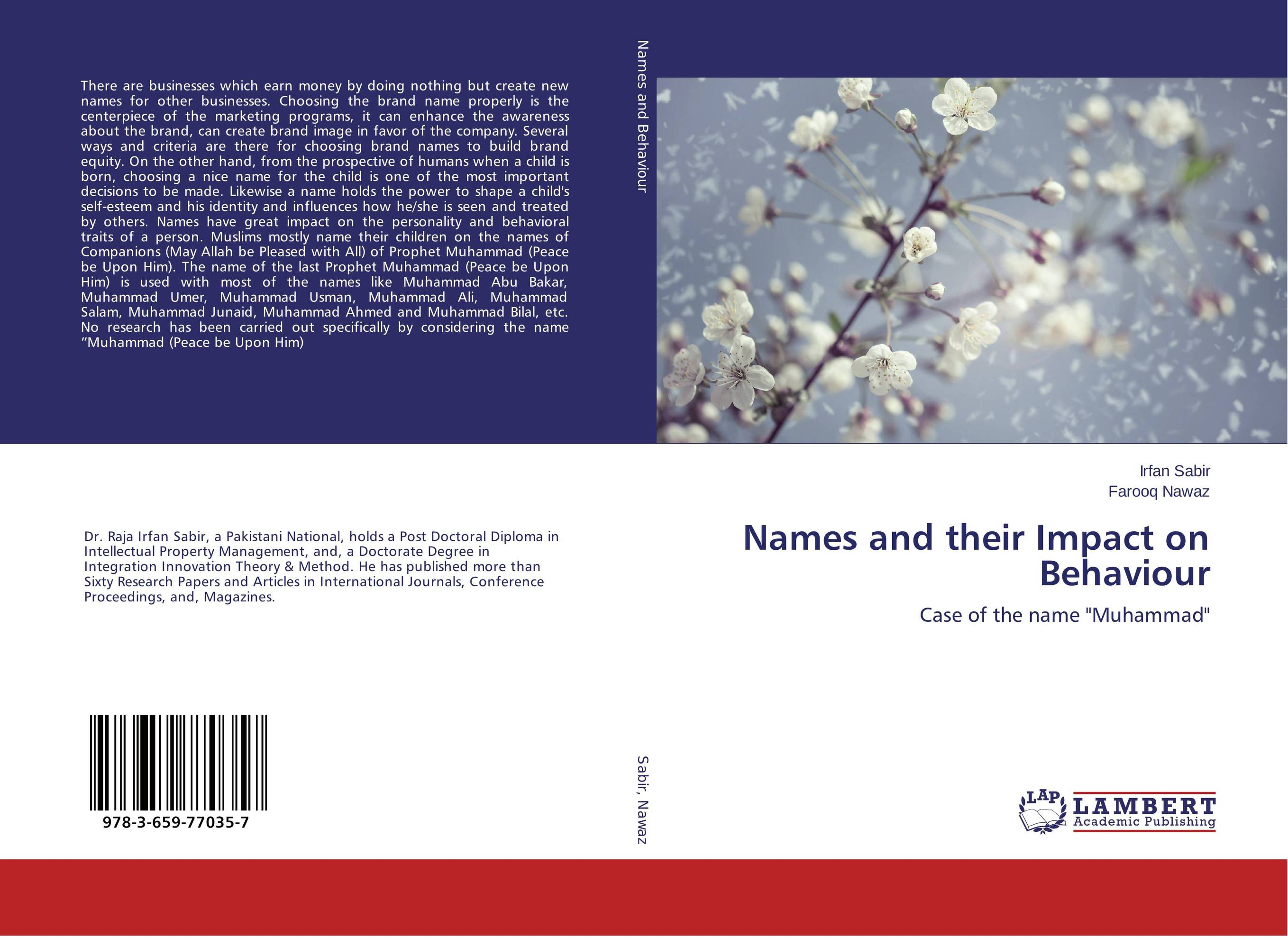Names and their Impact on Behaviour muhammad usman mahmood ahmad and asadullah madni pharmacokinetics and bioavailability of silymarin