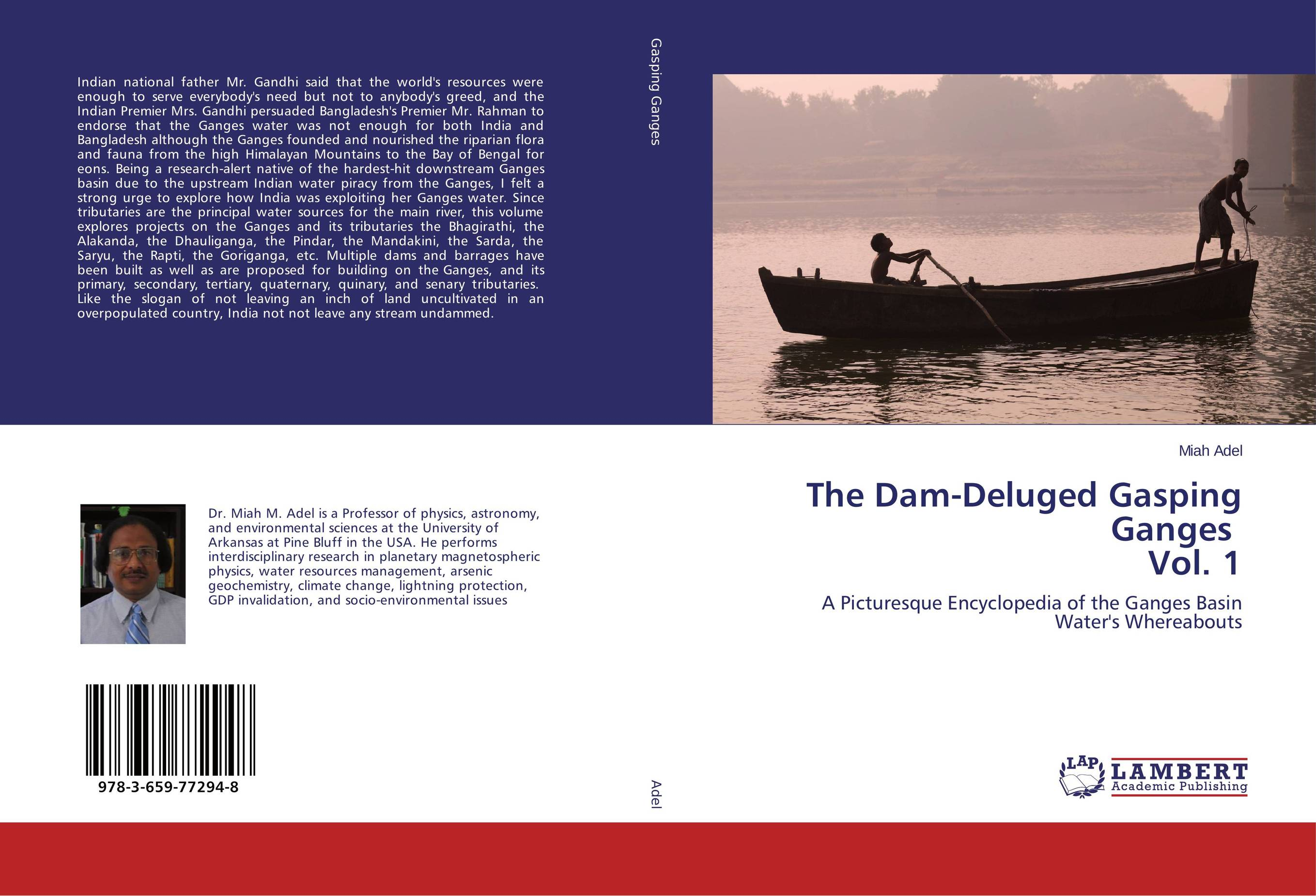 The Dam-Deluged Gasping Ganges Vol. 1 the dam deluged gasping ganges vol 2