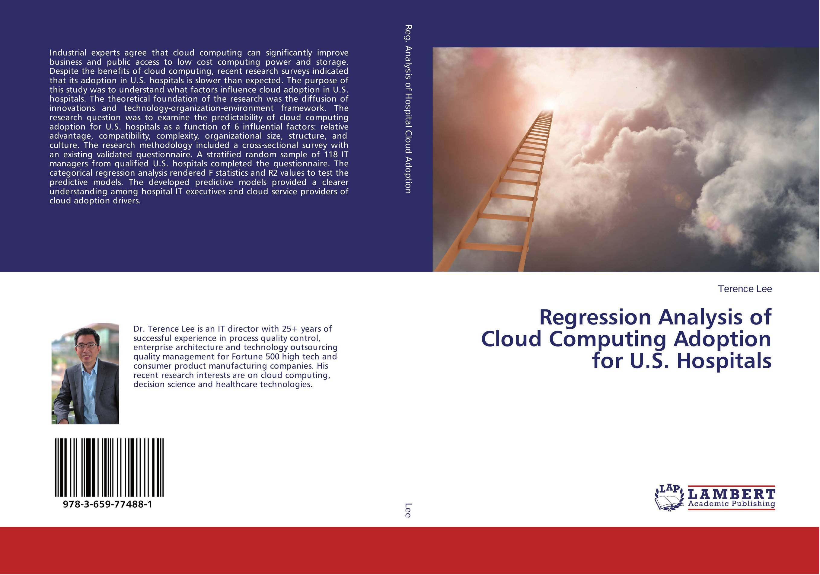 Regression Analysis of Cloud Computing Adoption for U.S. Hospitals regression analysis of cloud computing adoption for u s hospitals