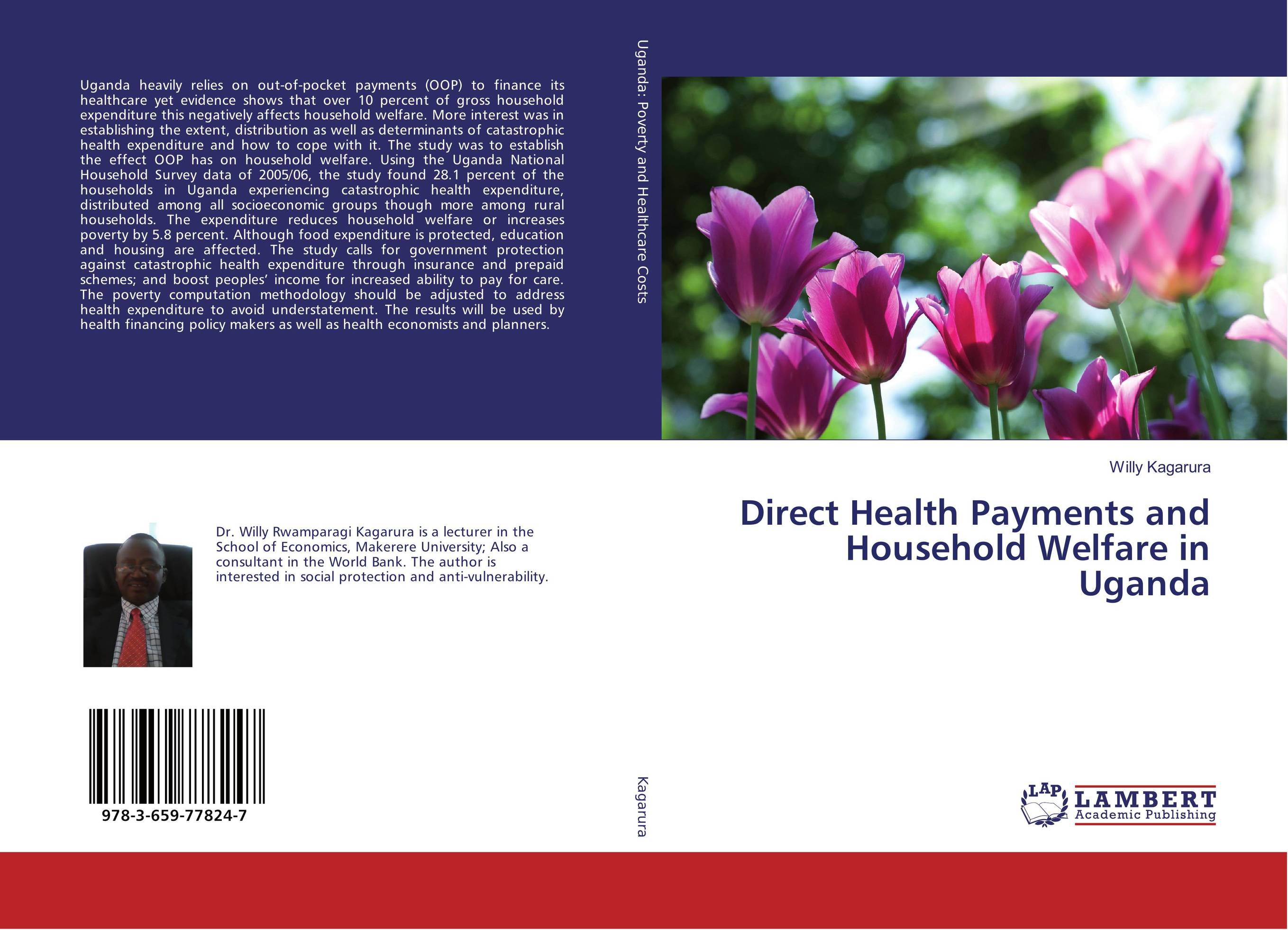Direct Health Payments and Household Welfare in Uganda jimmy evens equitable life payments bill
