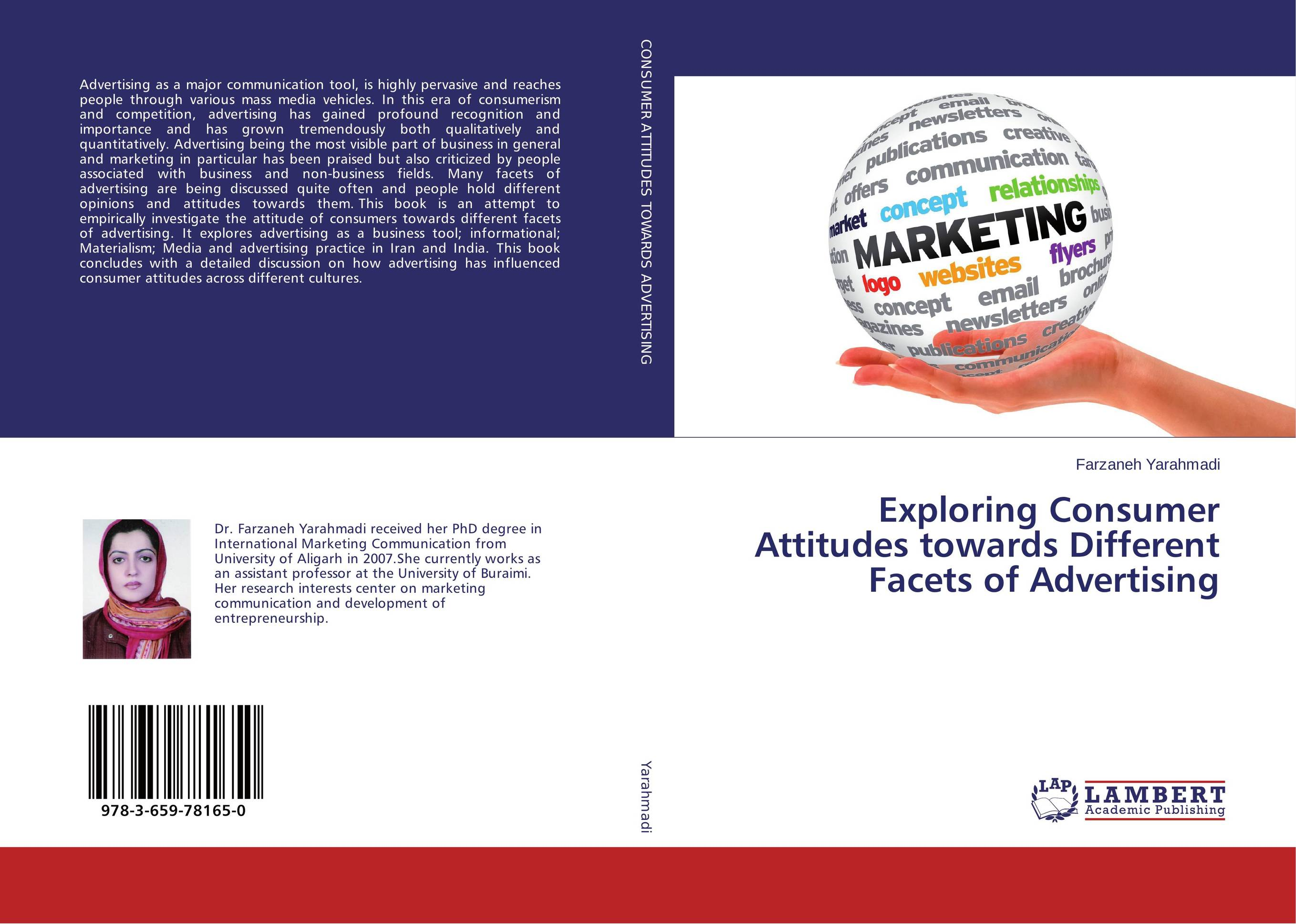 Exploring Consumer Attitudes towards Different Facets of Advertising david booth display advertising an hour a day