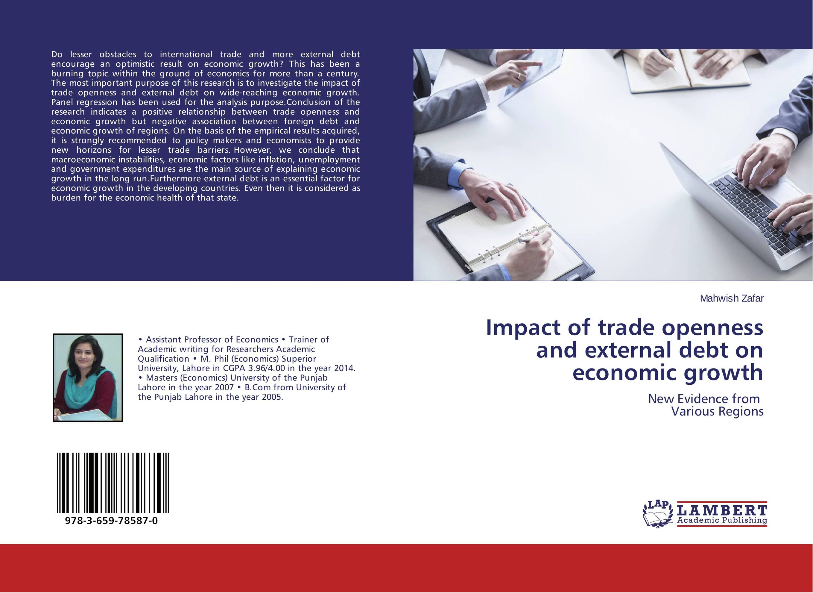 Impact of trade openness and external debt on economic growth health and wealth on the bosnian market intimate debt