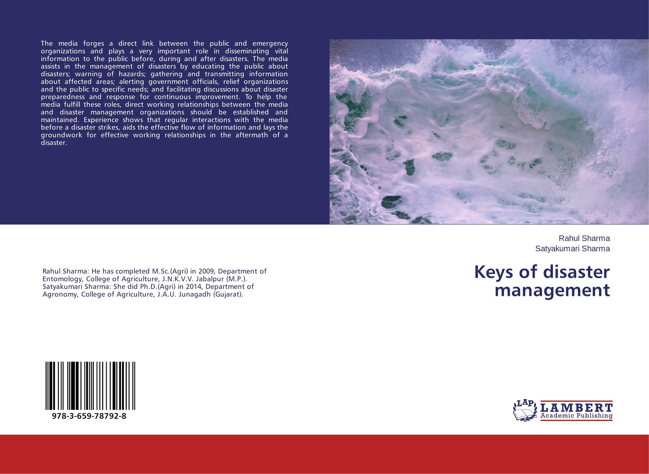 Keys of disaster management critical information assets disaster management audit model