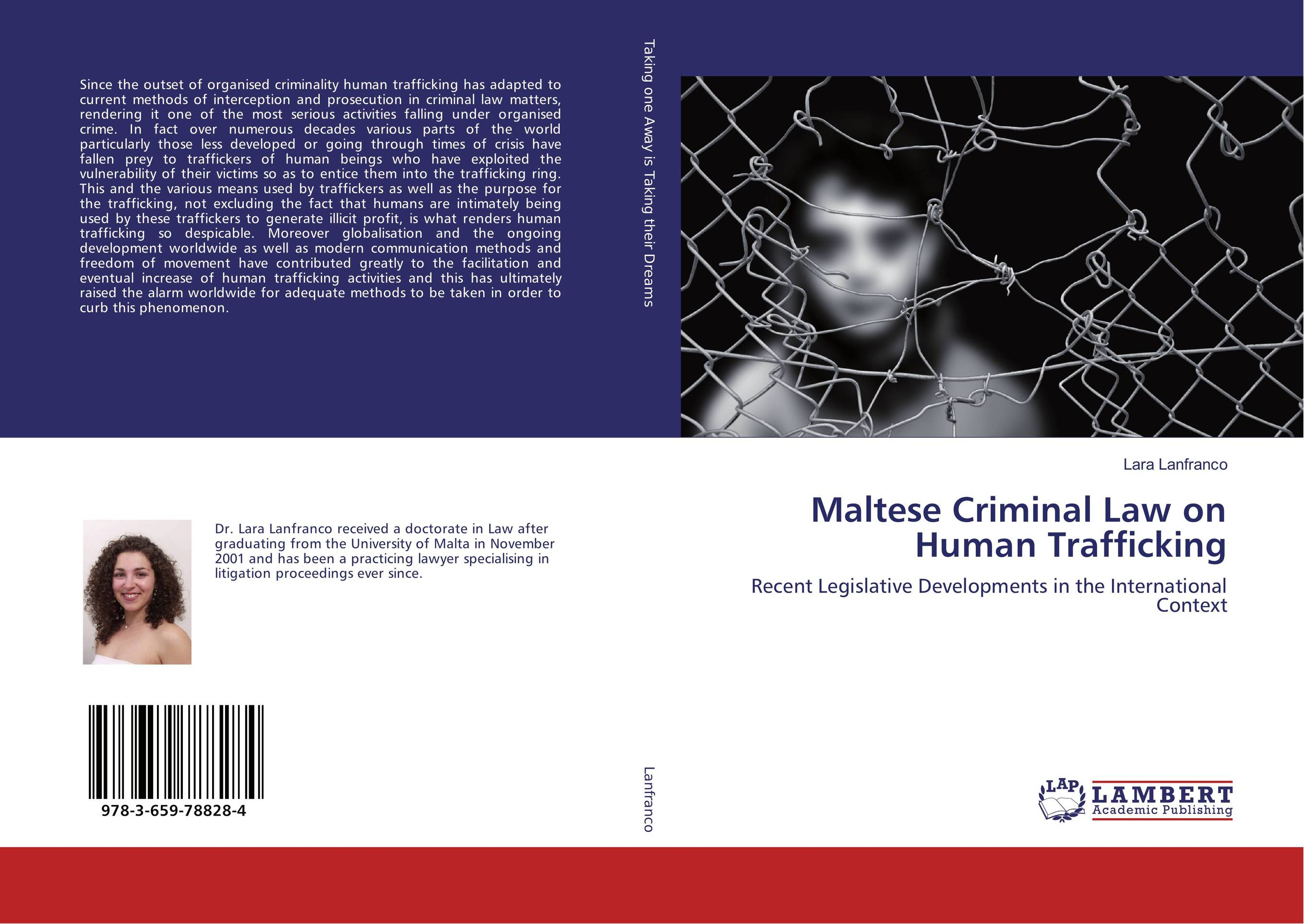 Maltese Criminal Law on Human Trafficking human trafficking a challenge in ethiopia