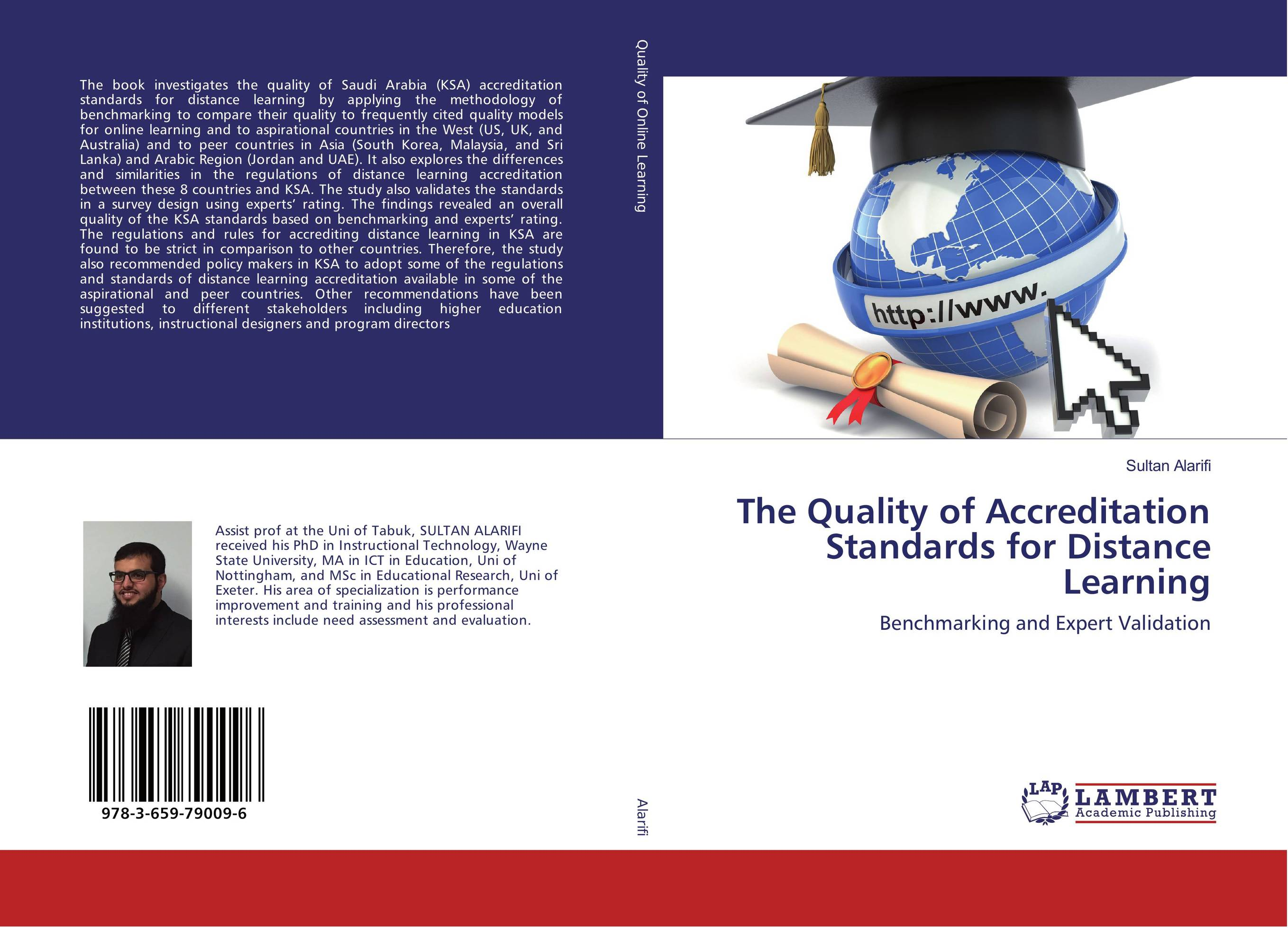 The Quality of Accreditation Standards for Distance Learning