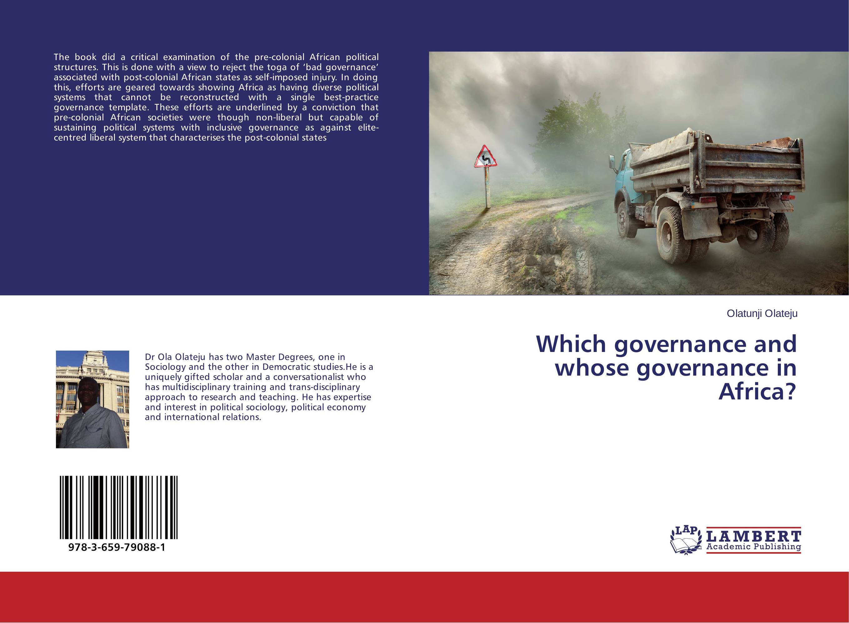 Which governance and whose governance in Africa? district substructures as agents of local governance