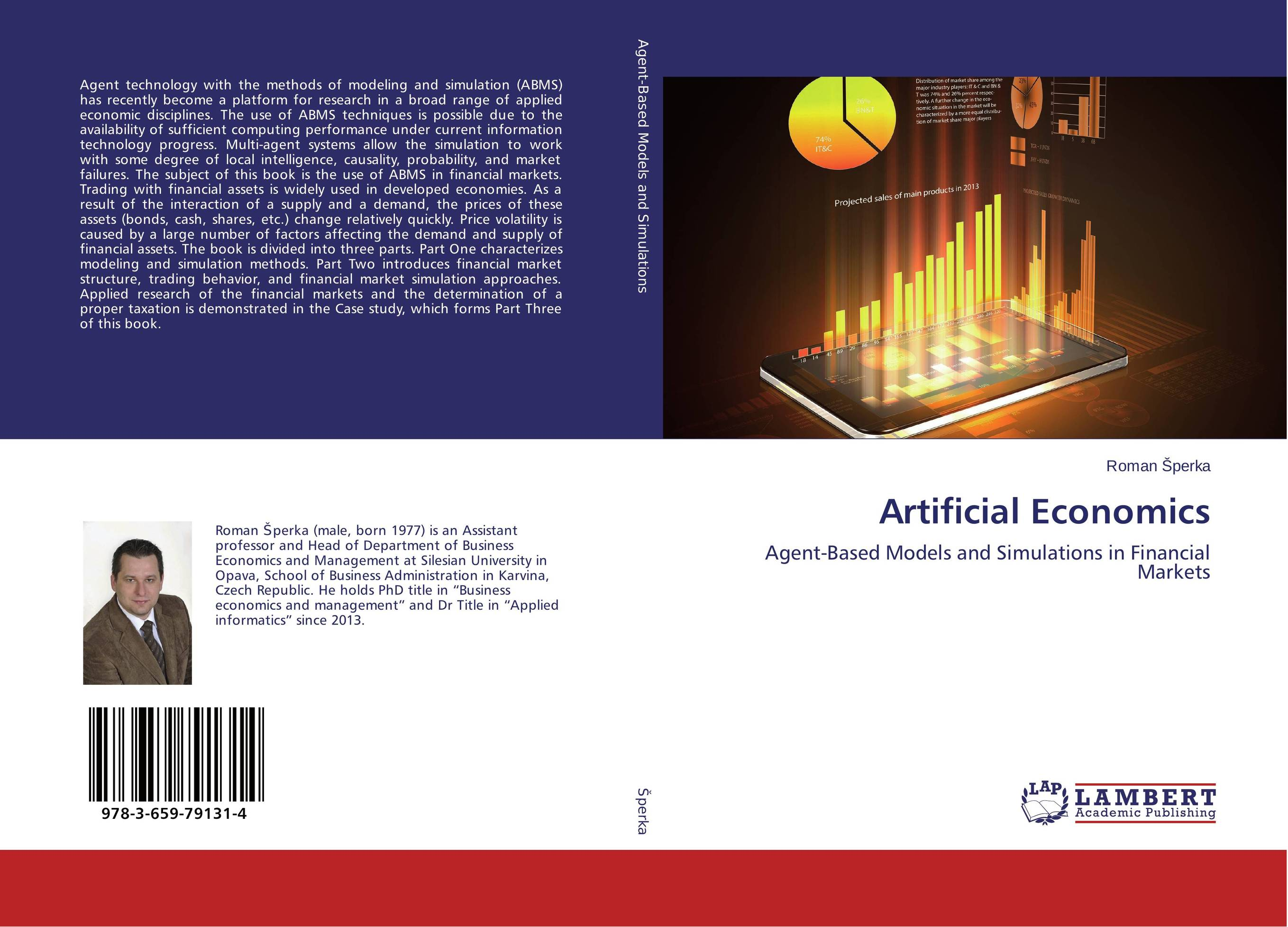 Artificial Economics john charnes financial modeling with crystal ball and excel