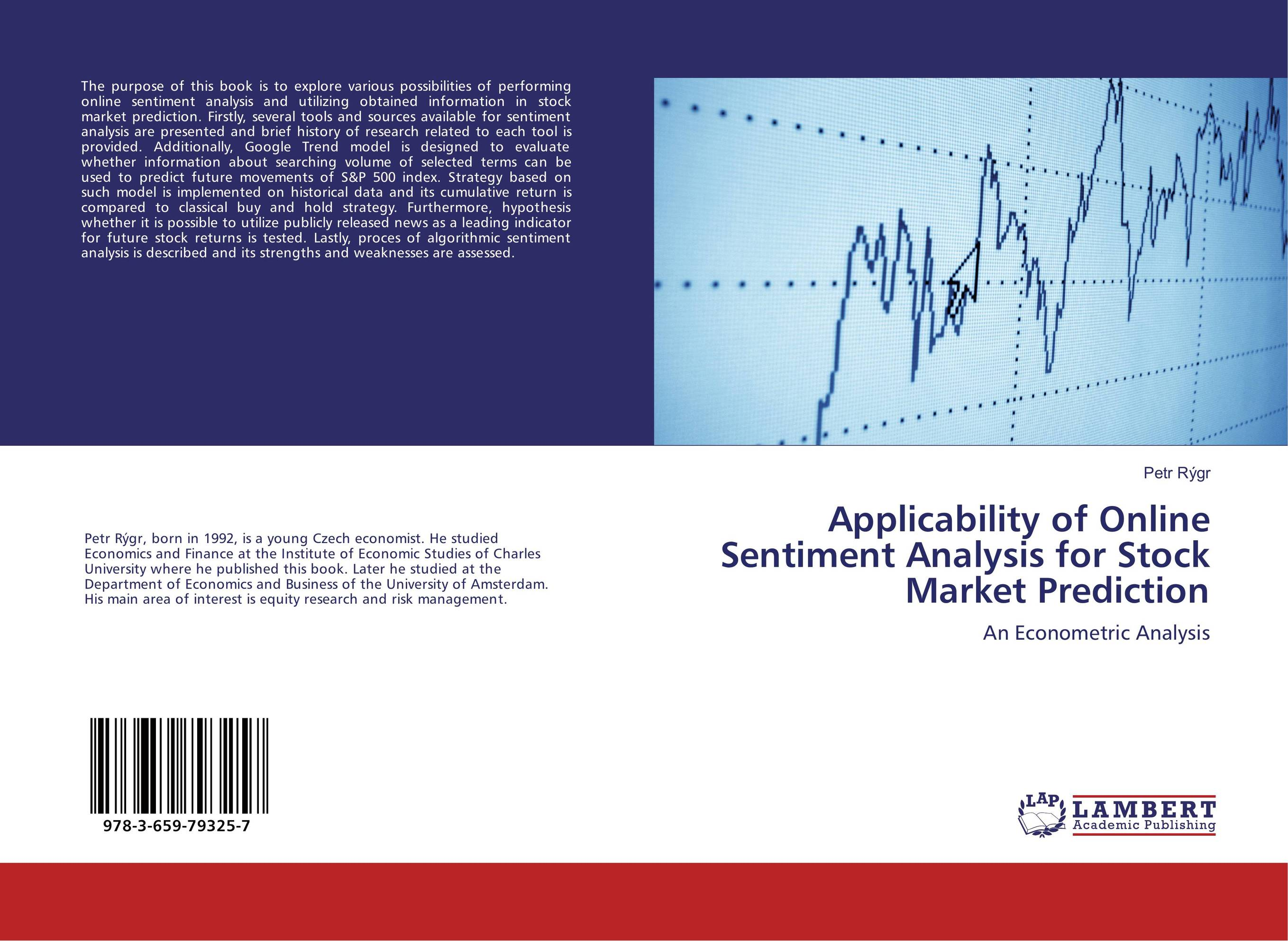 Applicability of Online Sentiment Analysis for Stock Market Prediction