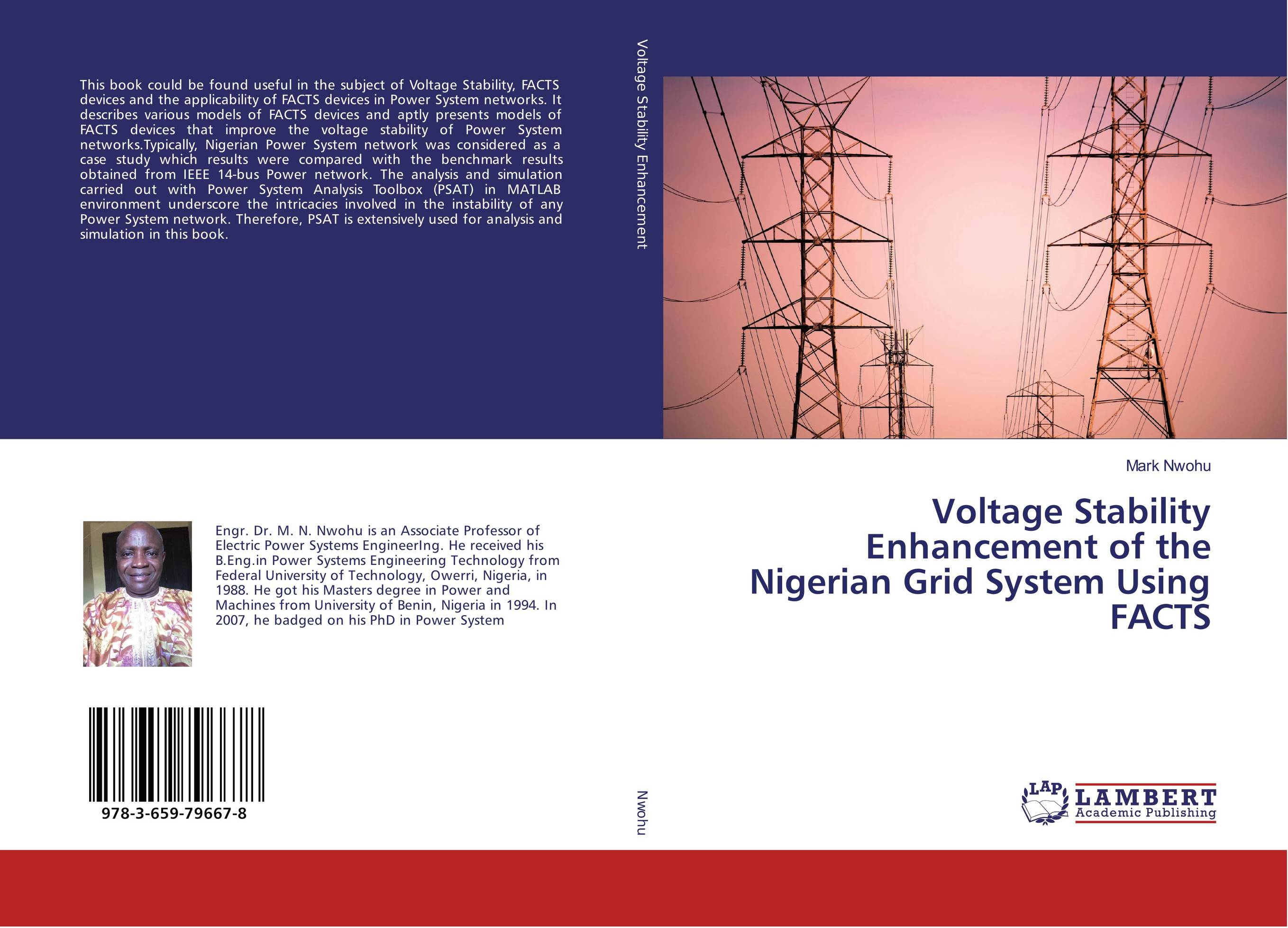 Voltage Stability Enhancement of the Nigerian Grid System Using FACTS handbook of the exhibition of napier relics and of books instruments and devices for facilitating calculation