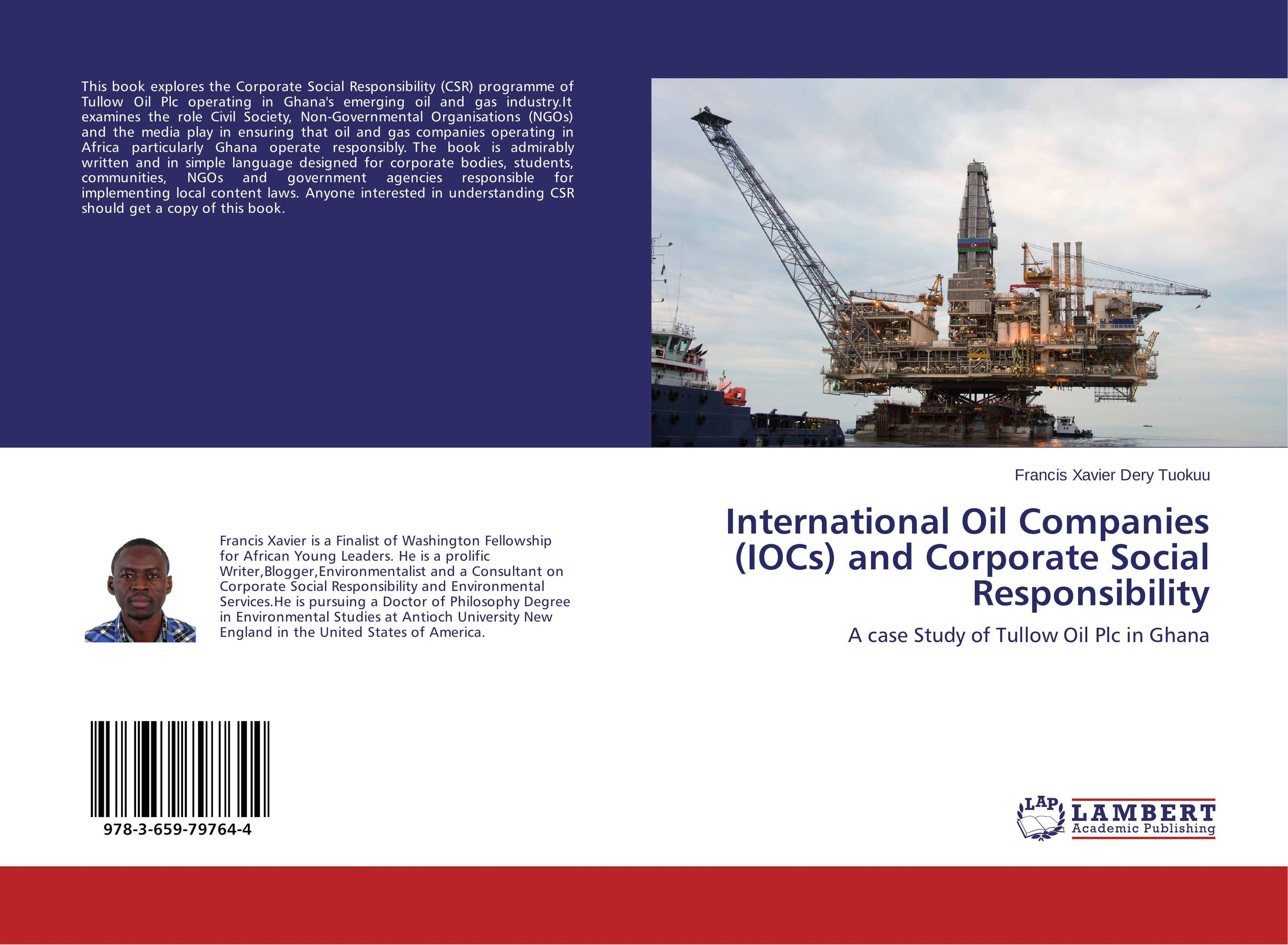 International Oil Companies (IOCs) and Corporate Social Responsibility corporate governance and firm value