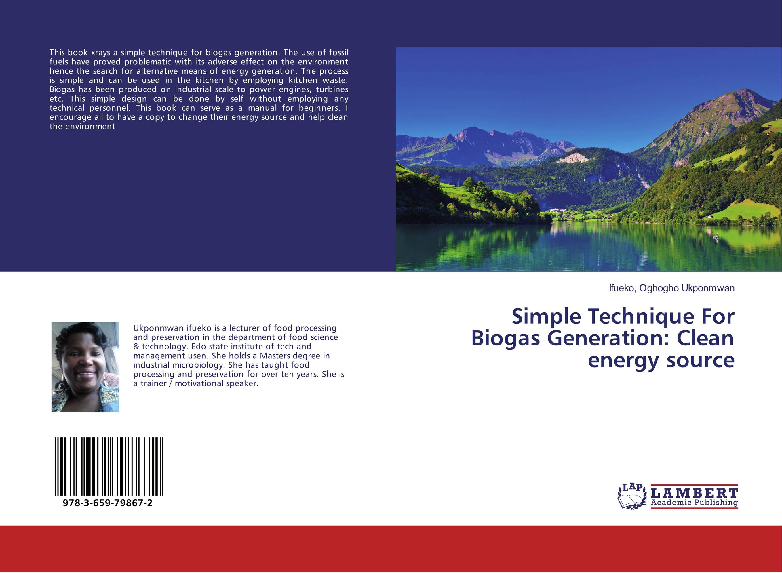 Simple Technique For Biogas Generation: Clean energy source the optimal planning for power generation by waste