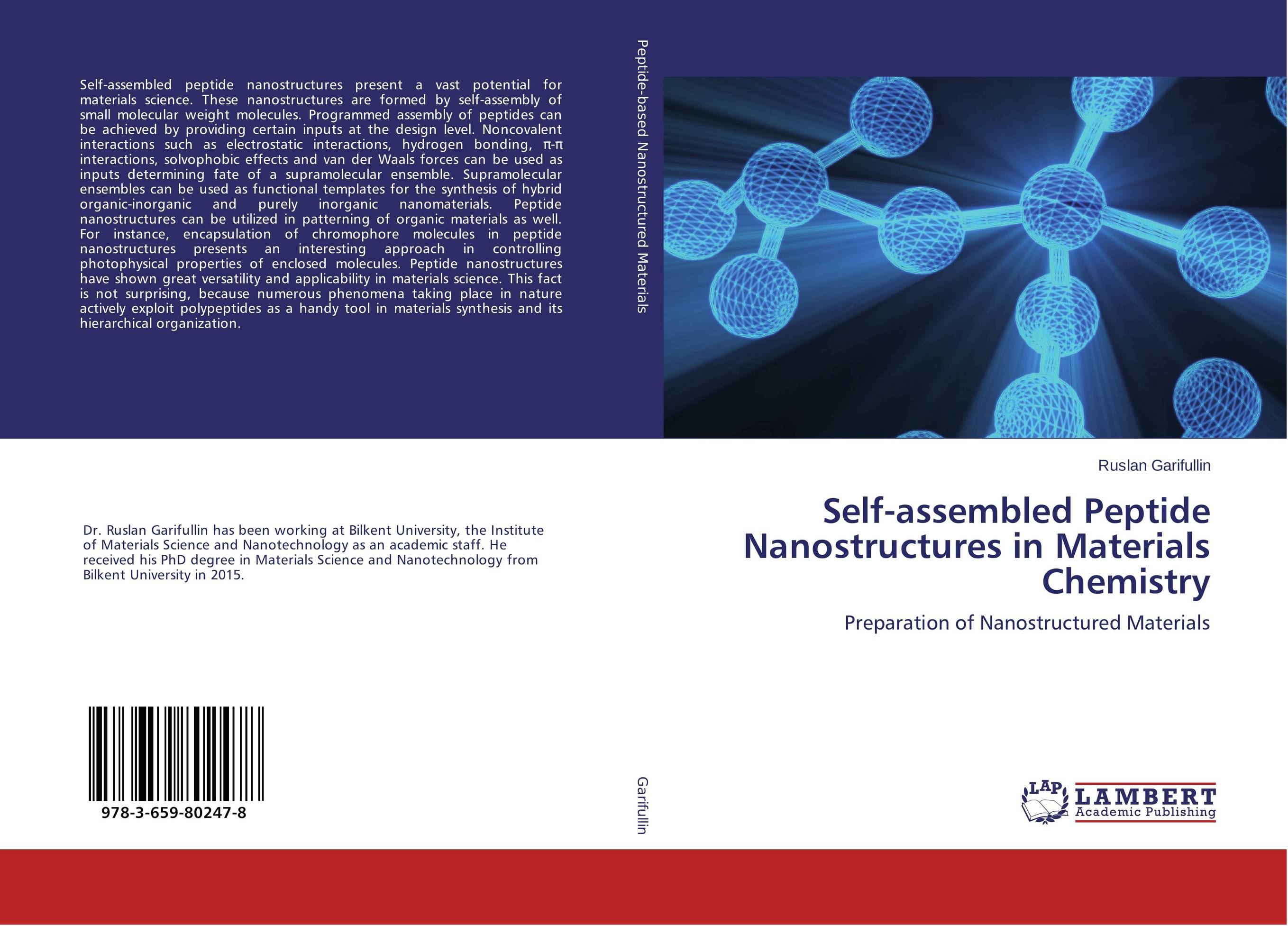 Self-assembled Peptide Nanostructures in Materials Chemistry