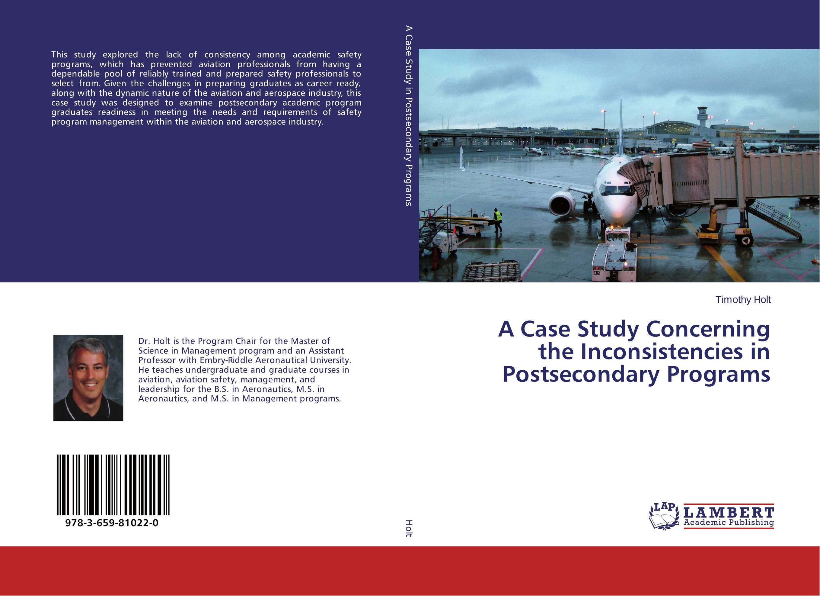 A Case Study Concerning the Inconsistencies in Postsecondary Programs