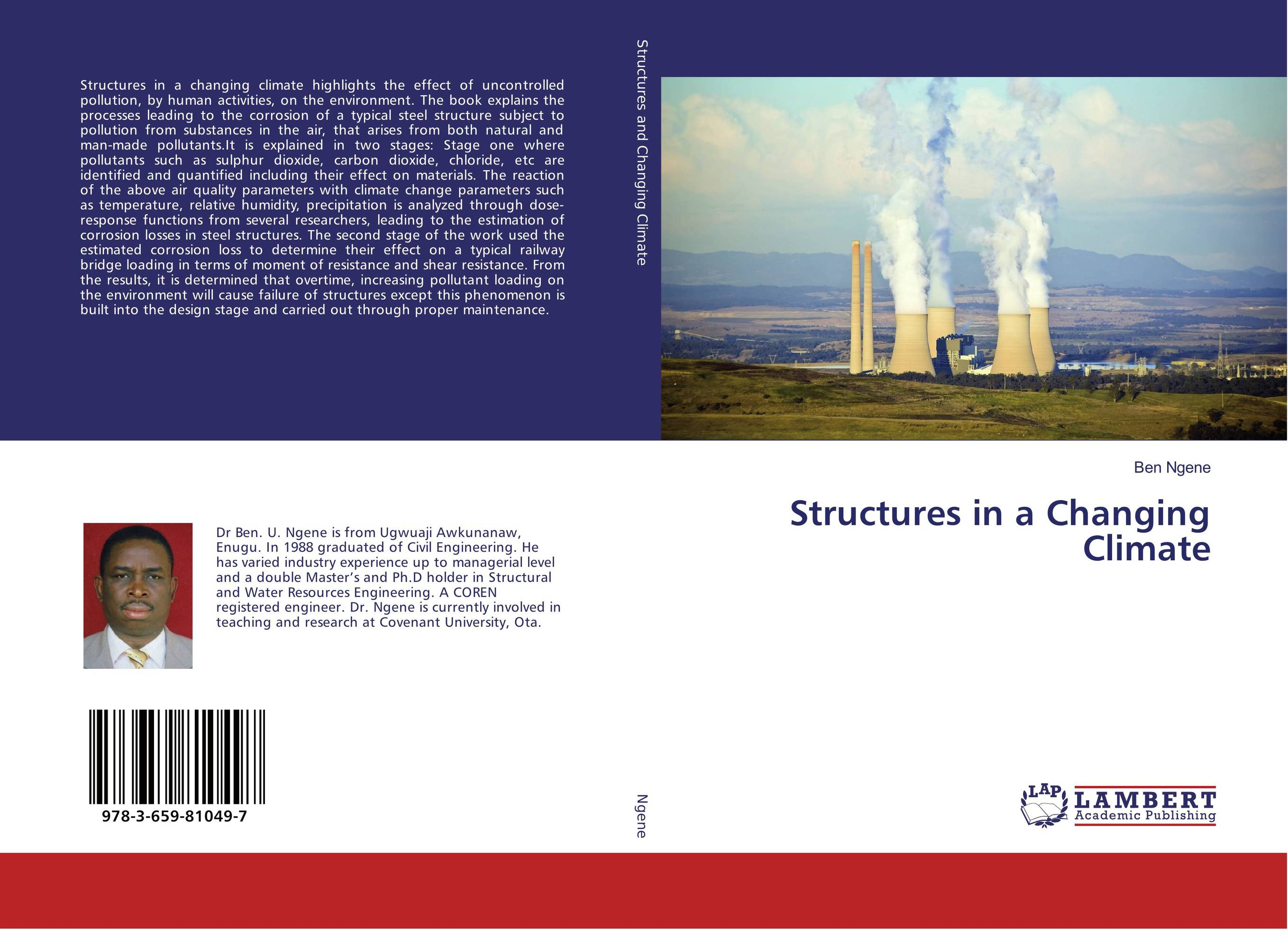 Structures in a Changing Climate stability and ductility of steel structures sdss 99