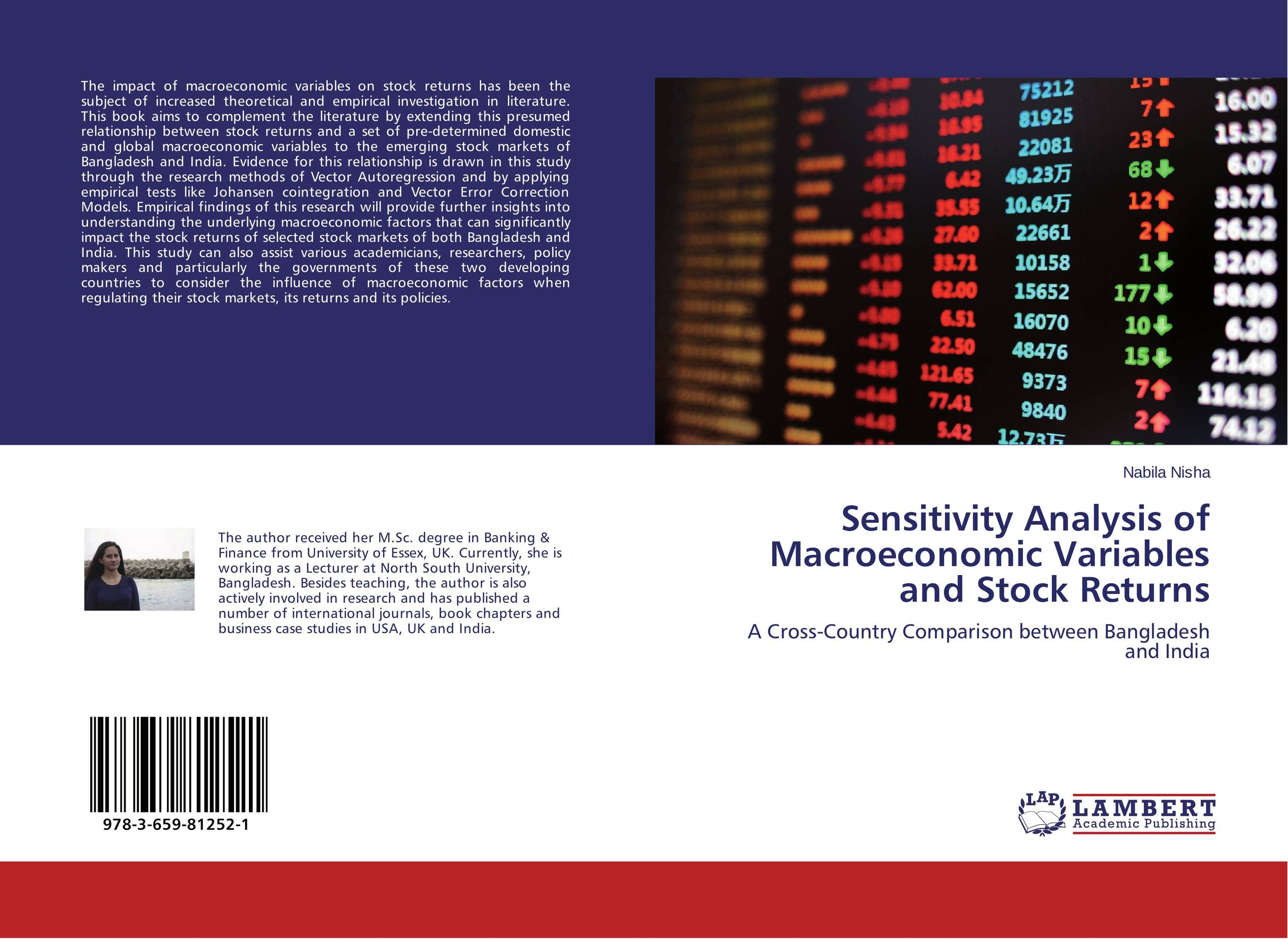 Sensitivity Analysis of Macroeconomic Variables and Stock Returns dr babar zaheer butt and dr kashif ur rehman economic factors and stock returns sectoral analysis