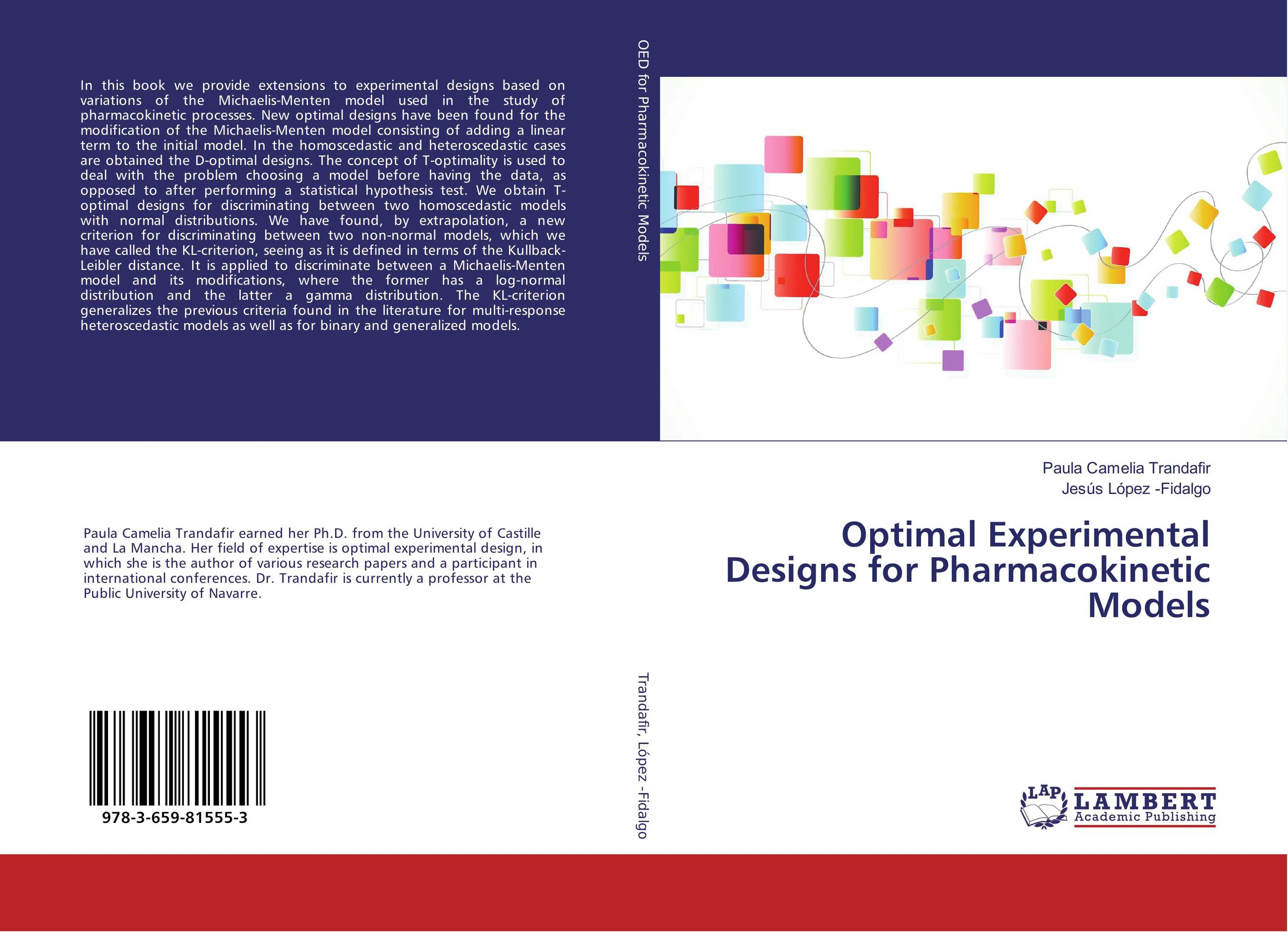 Optimal Experimental Designs for Pharmacokinetic Models td1501s12 td1501s 12v to263