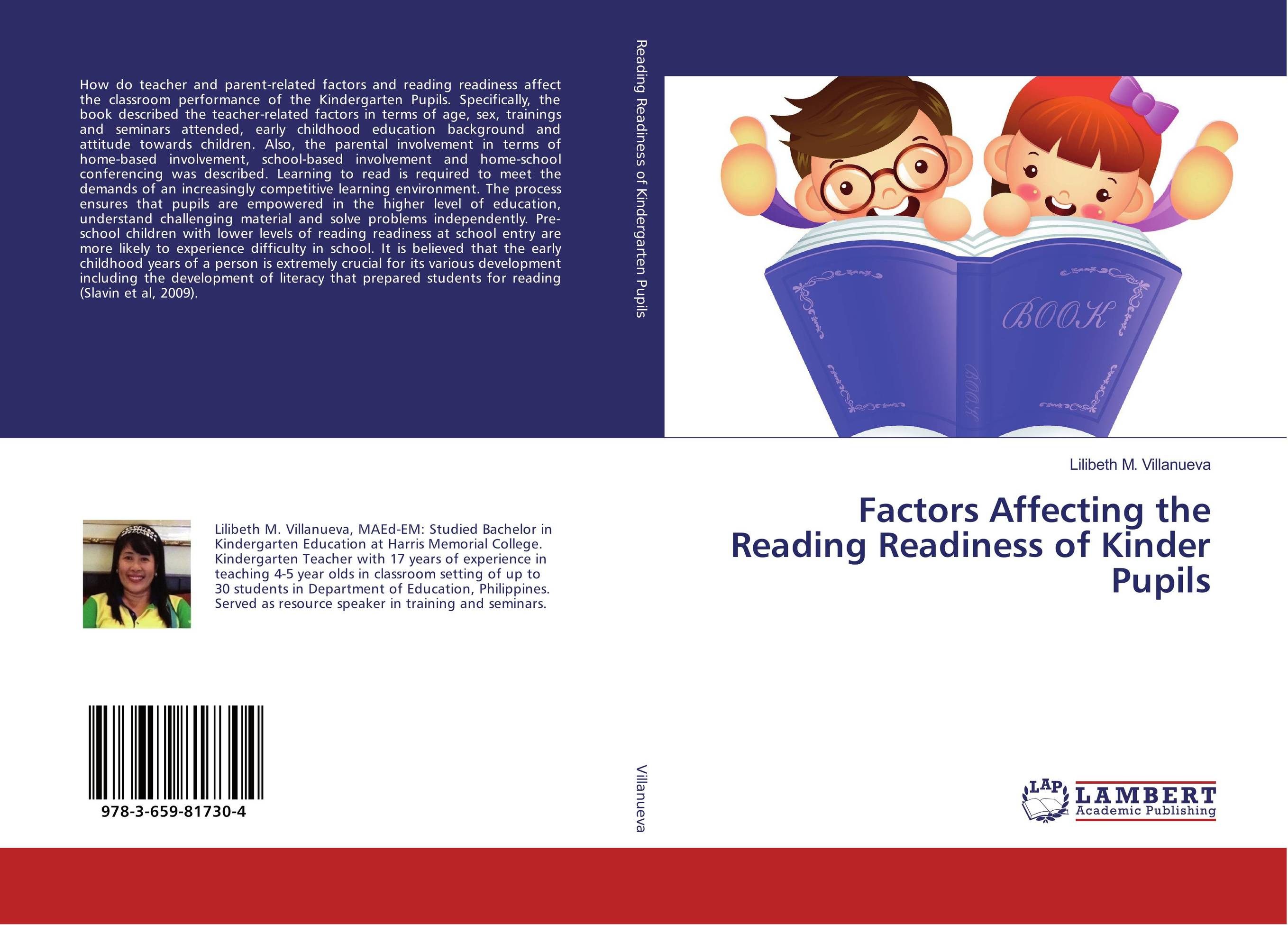 Factors Affecting the Reading Readiness of Kinder Pupils pcg education thinkquiry toolkit 1 reading and vocabulary strategies for college and career readiness