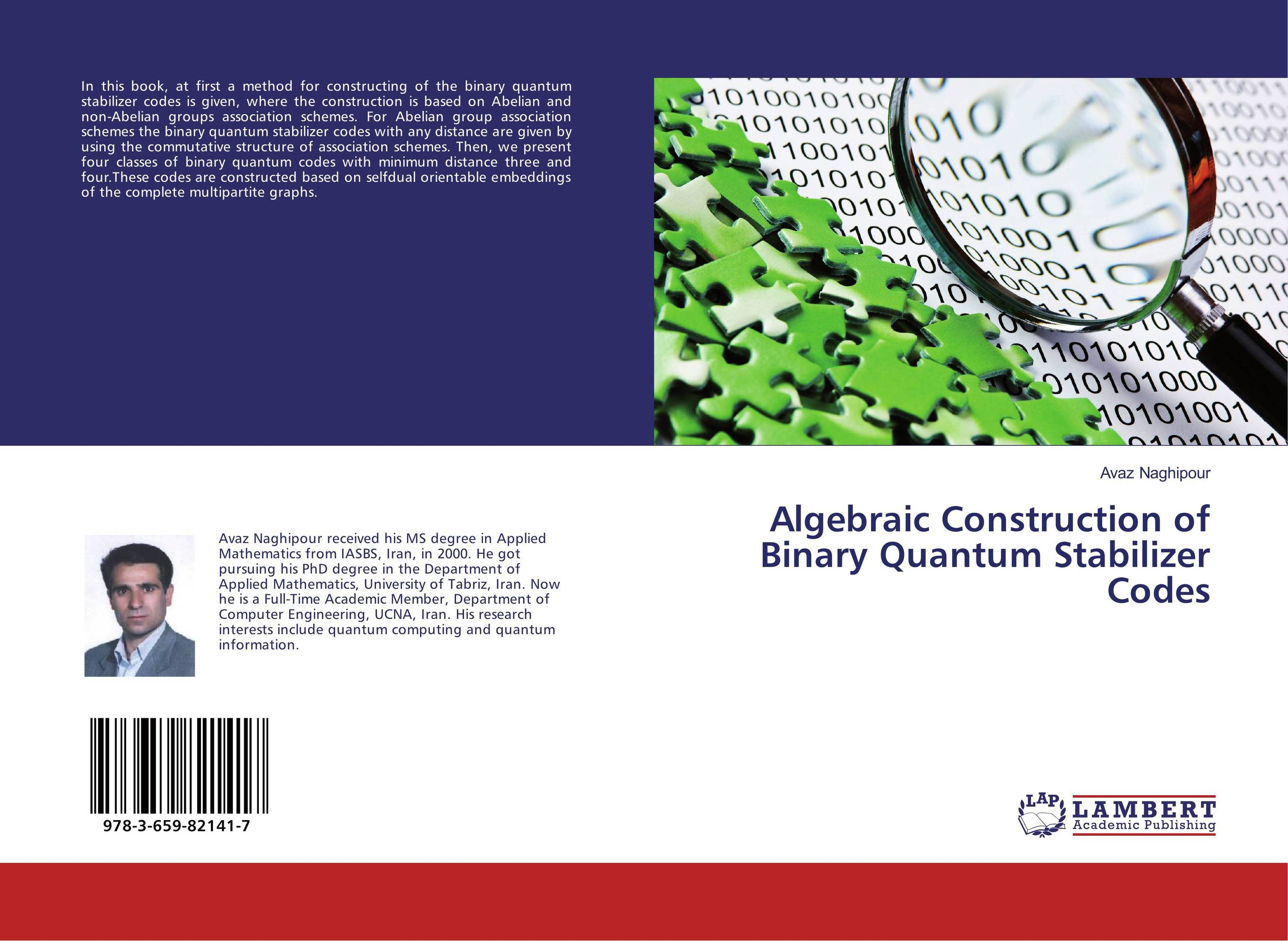 Algebraic Construction of Binary Quantum Stabilizer Codes crystal structure prediction and energy landscapes of binary compounds
