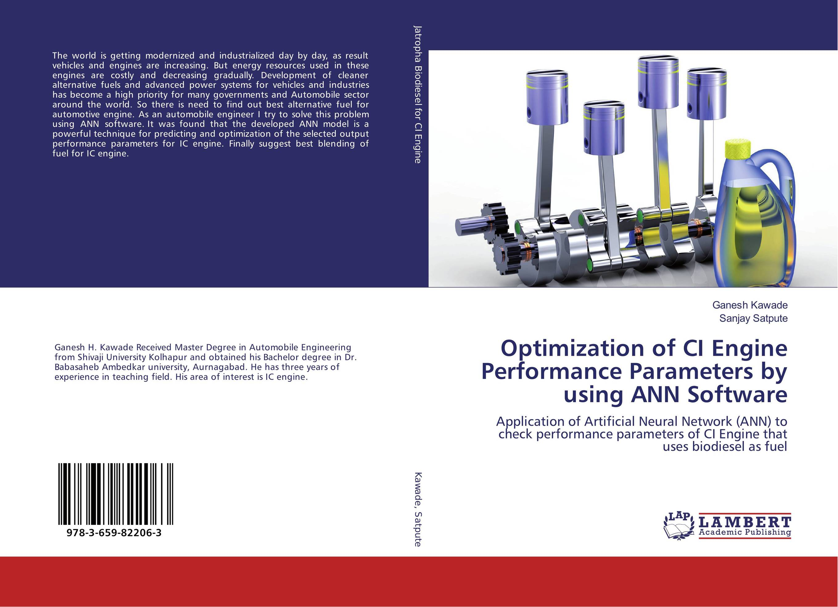 Optimization of CI Engine Performance Parameters by using ANN Software