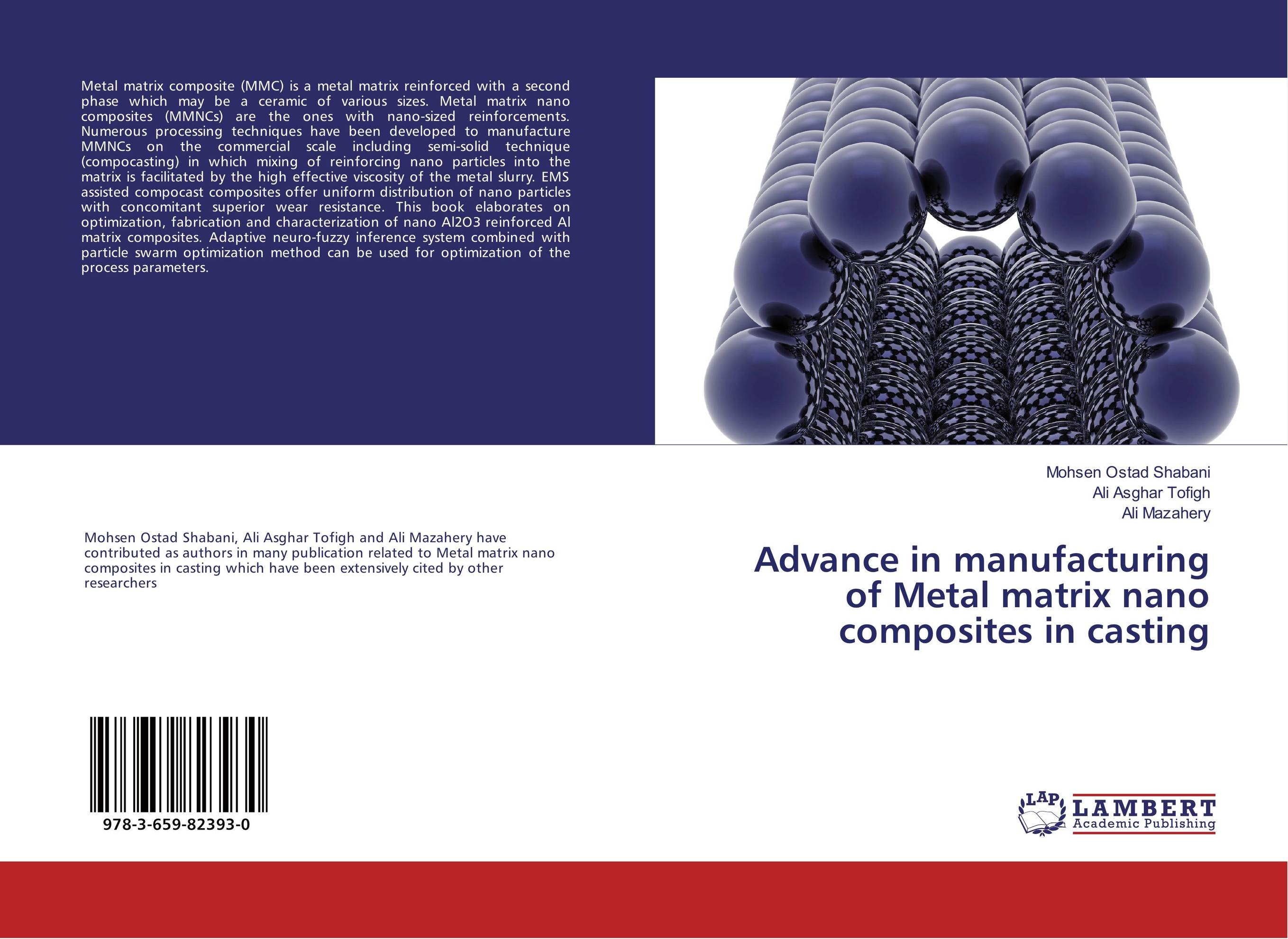 Advance in manufacturing of Metal matrix nano composites in casting