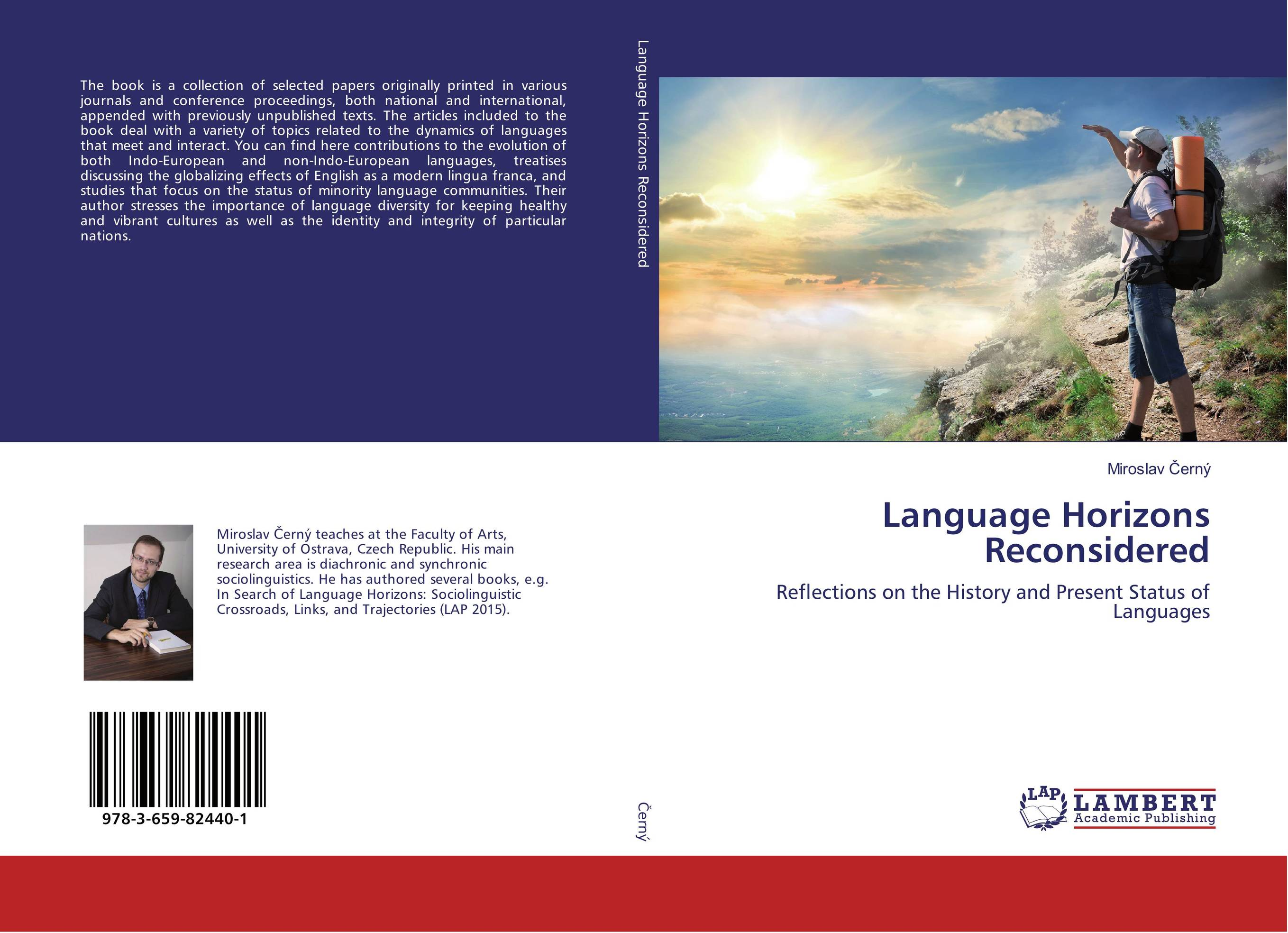 Language Horizons Reconsidered сборник статей resonances science proceedings of articles the international scientific conference czech republic karlovy vary – russia moscow 11–12 february 2016