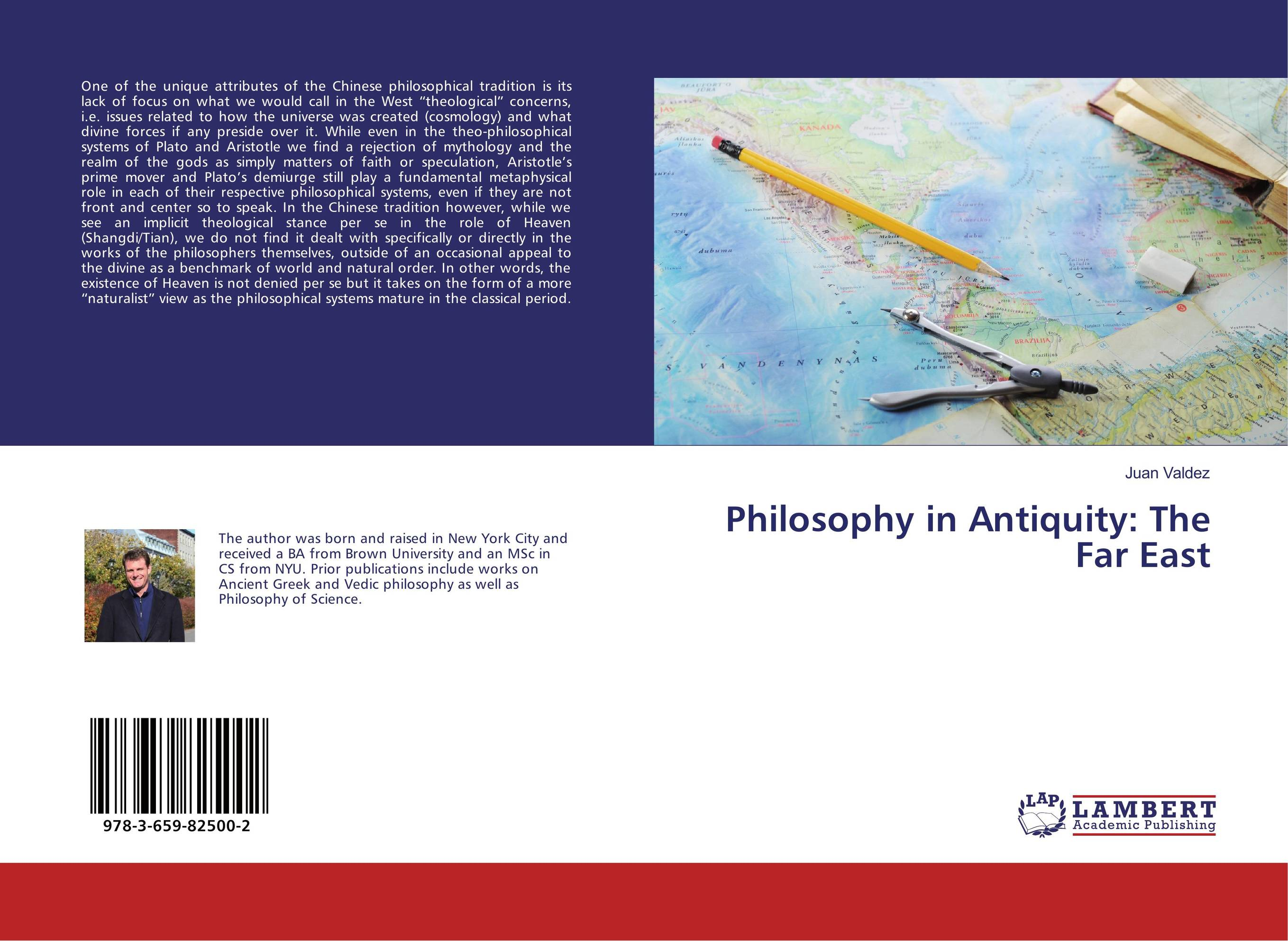 Philosophy in Antiquity: The Far East philosophical issues in psychiatry iv
