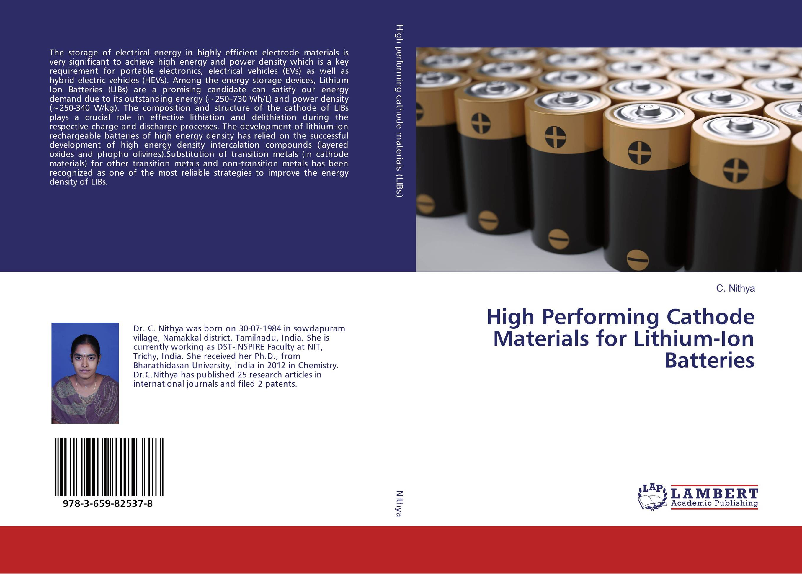 High Performing Cathode Materials for Lithium-Ion Batteries