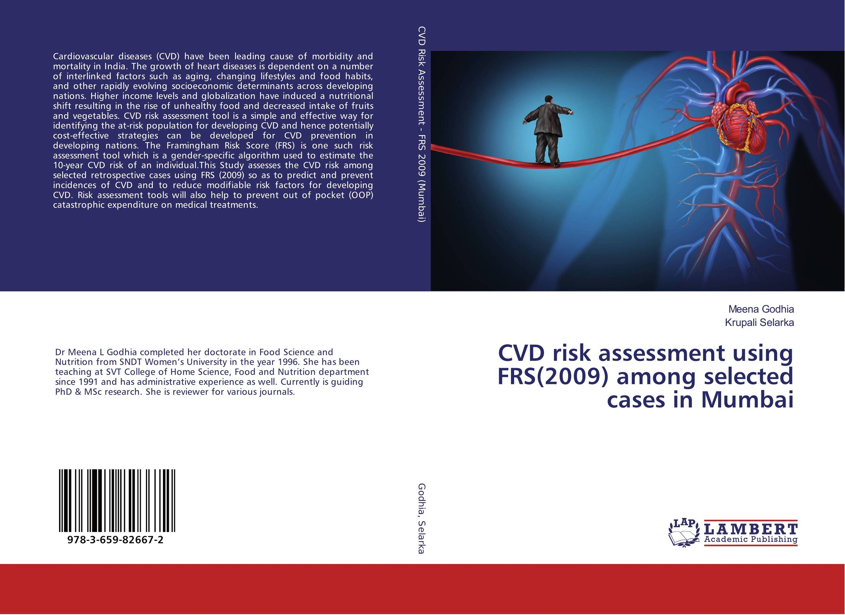 CVD risk assessment using FRS(2009) among selected cases in Mumbai srichander ramaswamy managing credit risk in corporate bond portfolios a practitioner s guide
