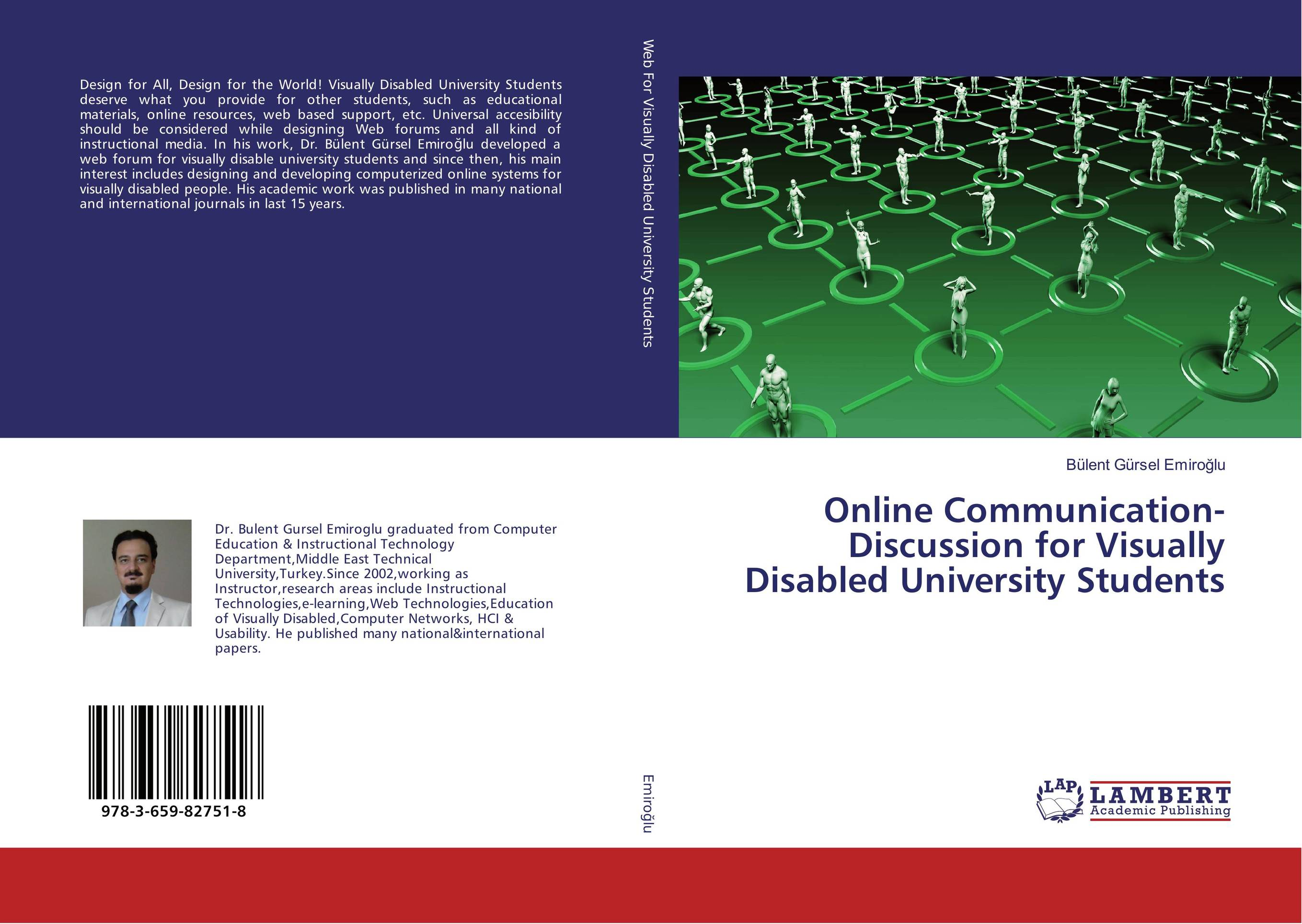 Online Communication-Discussion for Visually Disabled University Students dieting practices among ahfad university for women students