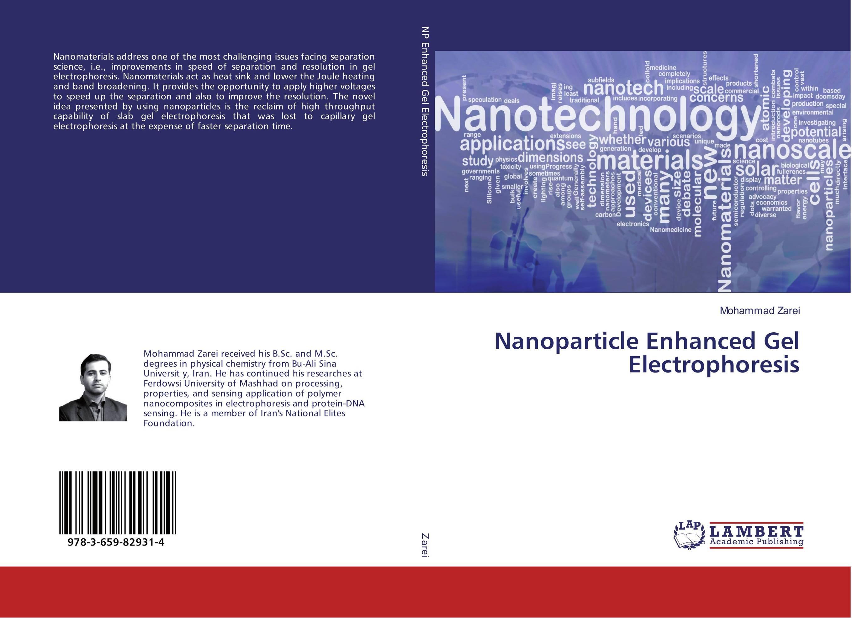 Nanoparticle Enhanced Gel Electrophoresis