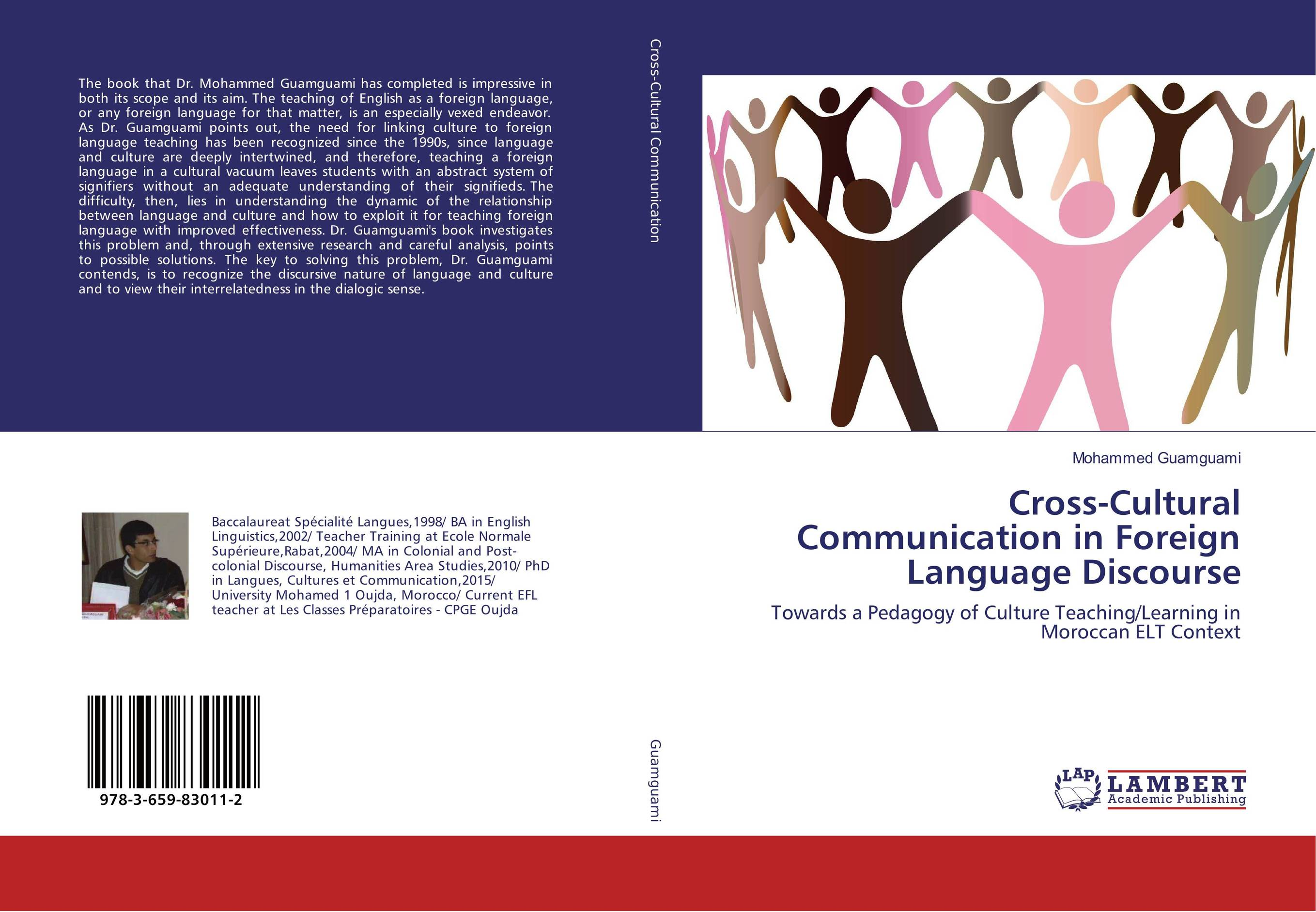 Cross-Cultural Communication in Foreign Language Discourse cherdpong kheerajit and alexander g flor participatory development communication in cbnrm