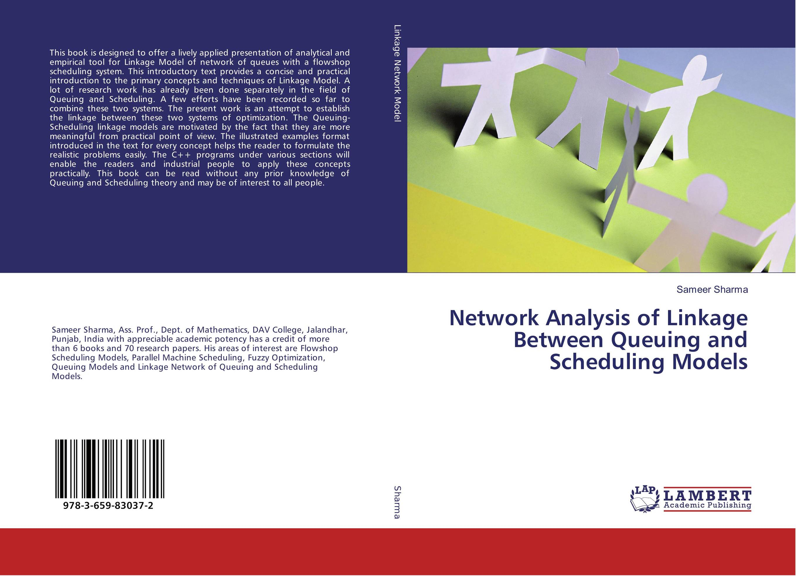 Network Analysis of Linkage Between Queuing and Scheduling Models optimization of hydro generation scheduling