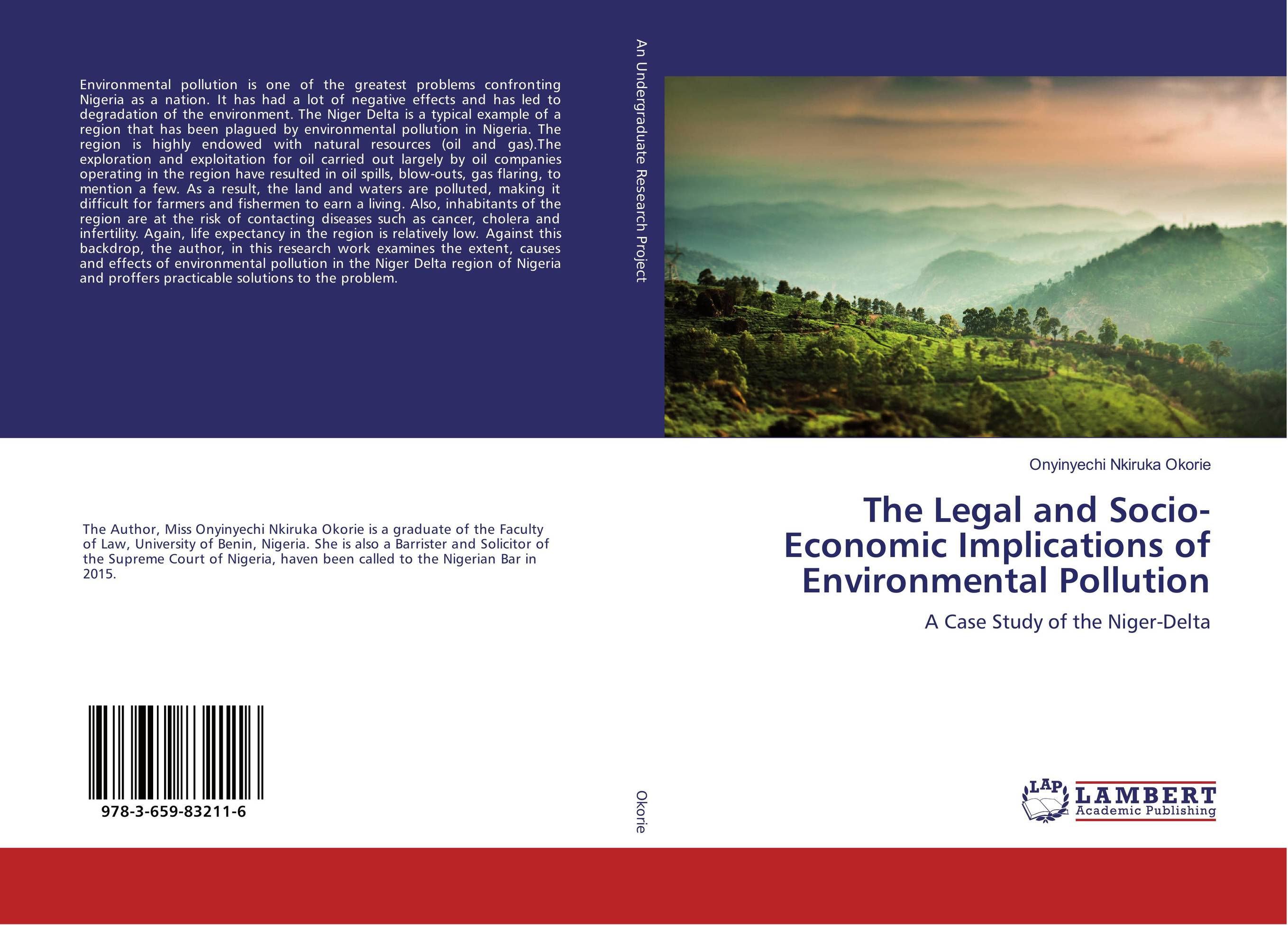 The Legal and Socio-Economic Implications of Environmental Pollution gender and socio economic wellbeing of older persons in nigeria